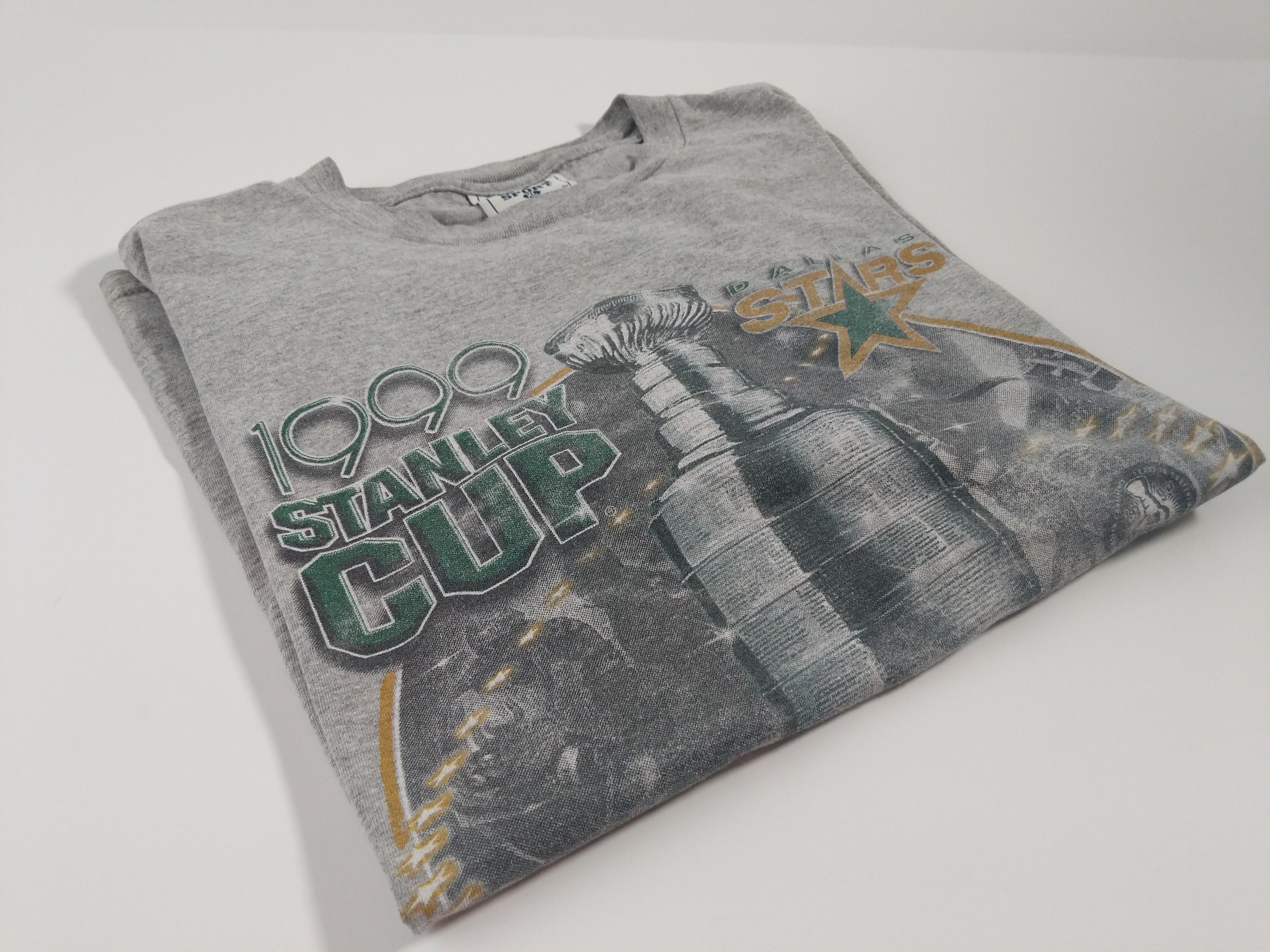 Vintage Vintage 1999 Stanley Cup Dallas Stars Shirt Lee Xl Tee Nhl Grailed