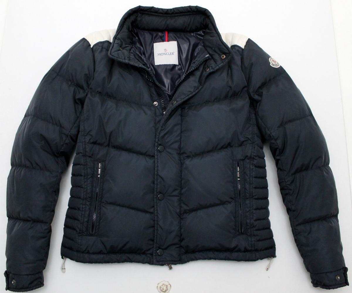 Authentic Moncler AUSTIN Men's Down Jacket CERTILOGO MAYA DINANT BRANSON EVER