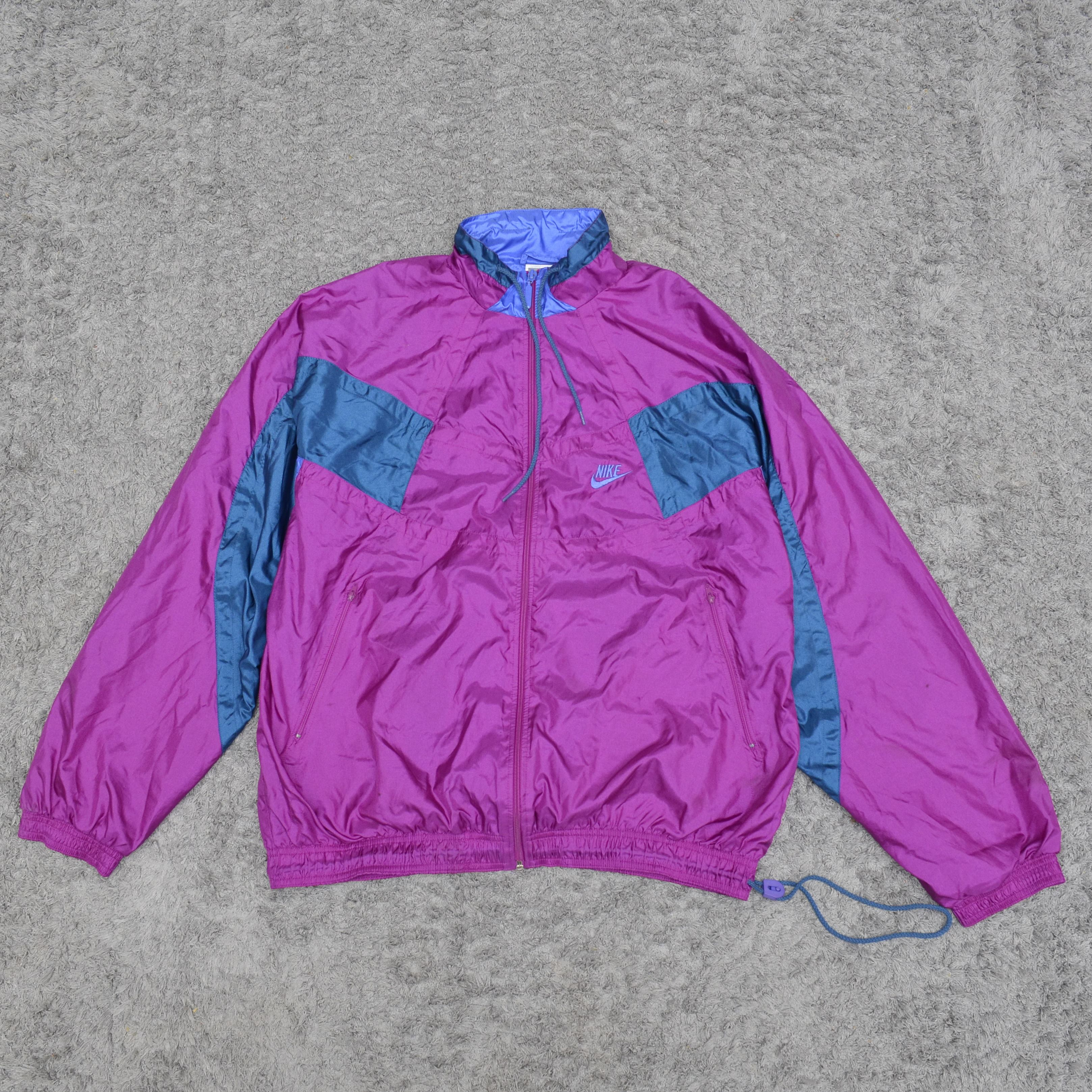 80s nike tracksuit