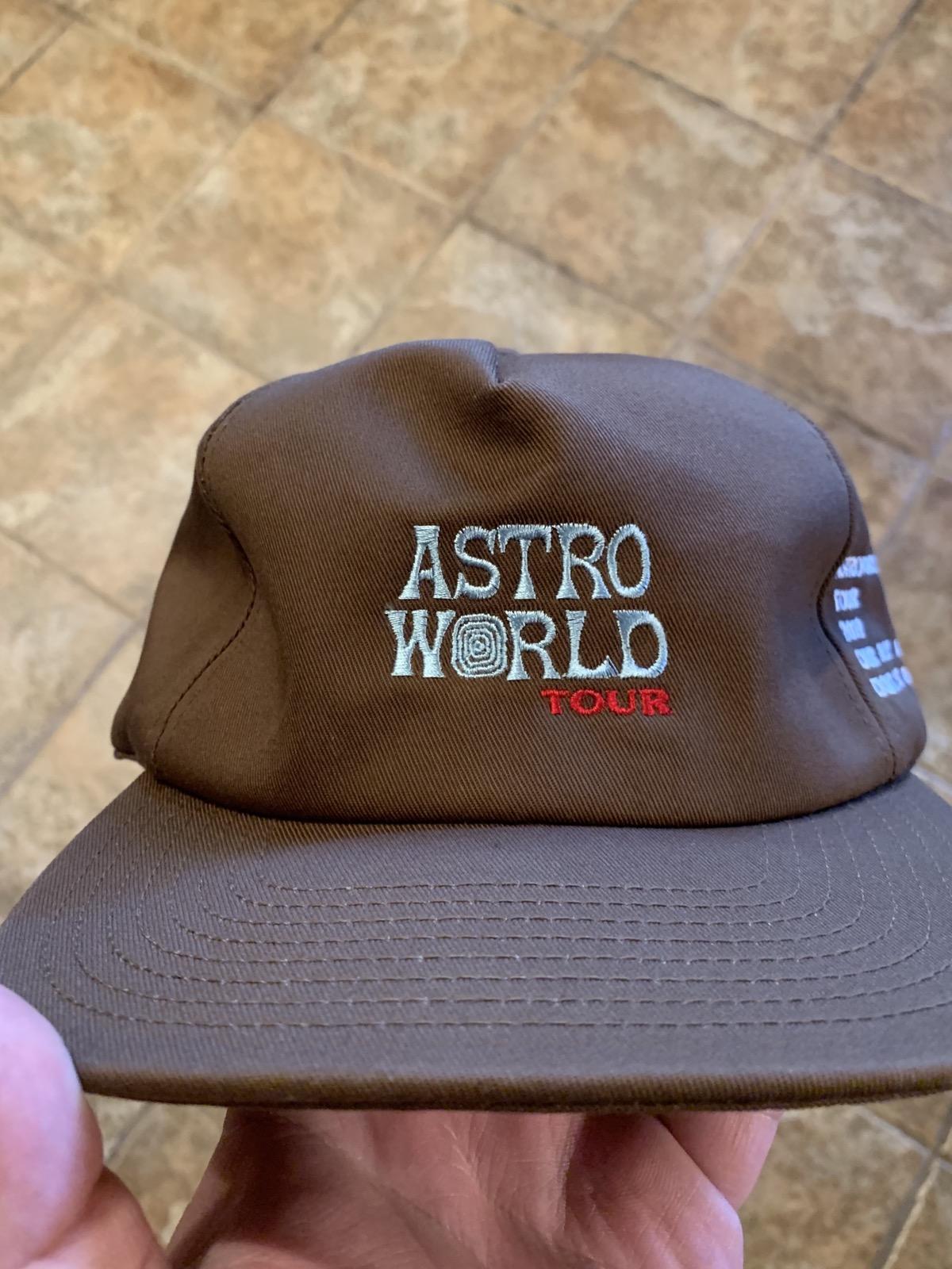 6572f12b7f1b2 Travis Scott Travis Scott Astroworld Hat