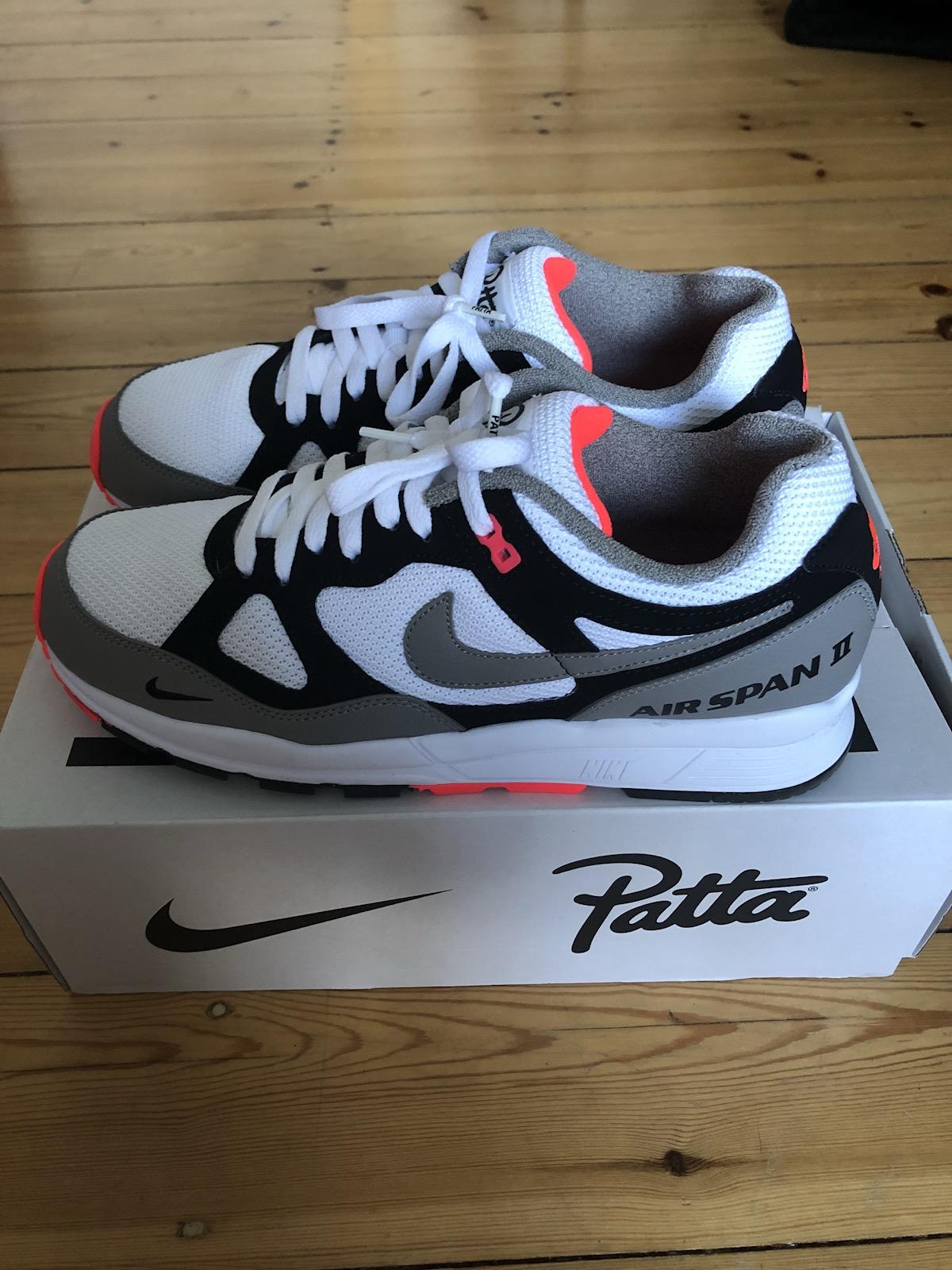 Nike Patta Air Span II QS
