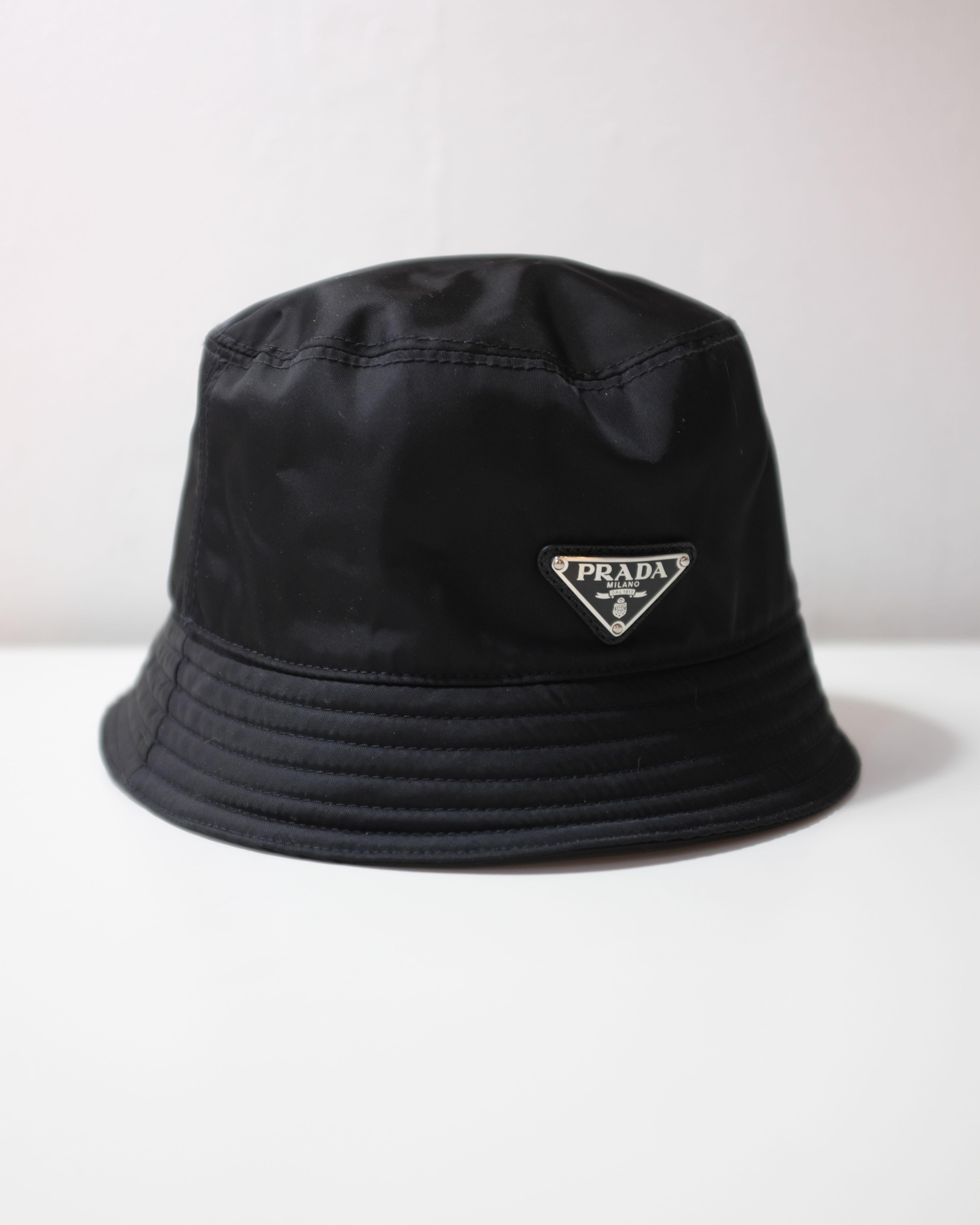 31253e4cc95 Prada ×. Bucket Hat