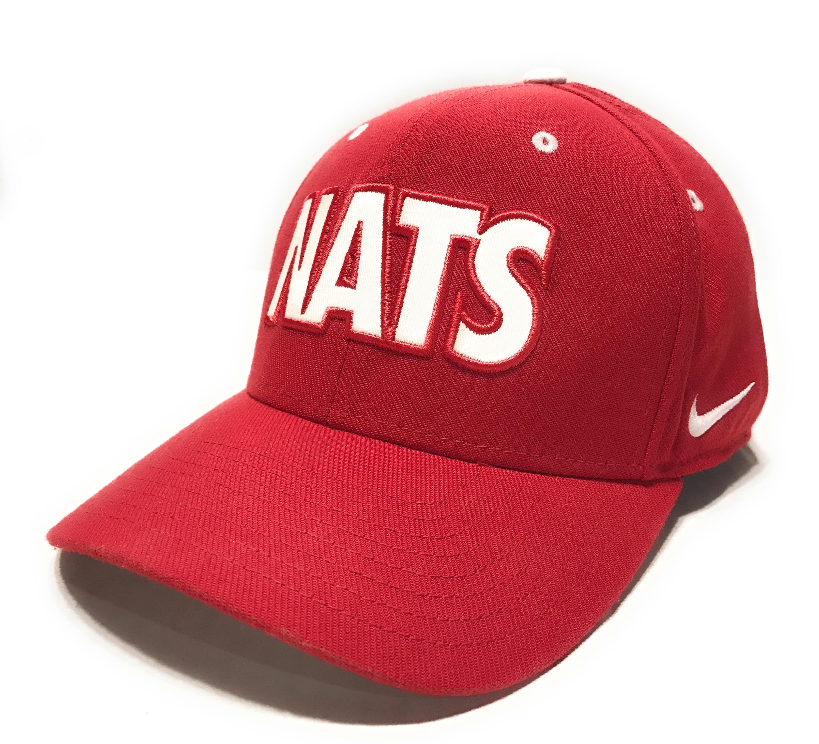 bc7d873e117 Nike Washington Nationals Nike Classic 99 Dri-Fit NATS Spellout MLB ...