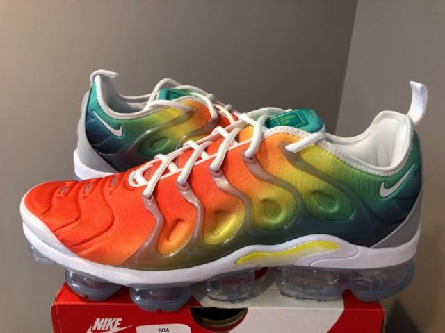 efe5f1ca945 Nike Nike Air Vapromax Plus Rainbow Size 10 - Low-Top Sneakers for Sale -  Grailed