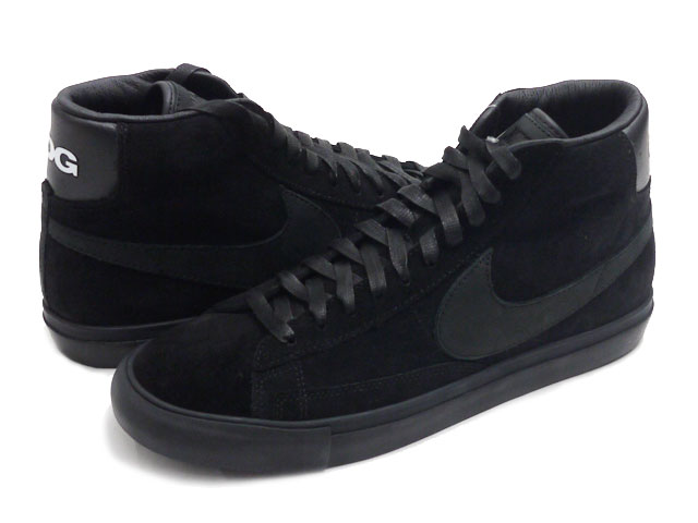 first rate 58a30 39b6b CDG Black x Nike Blazer