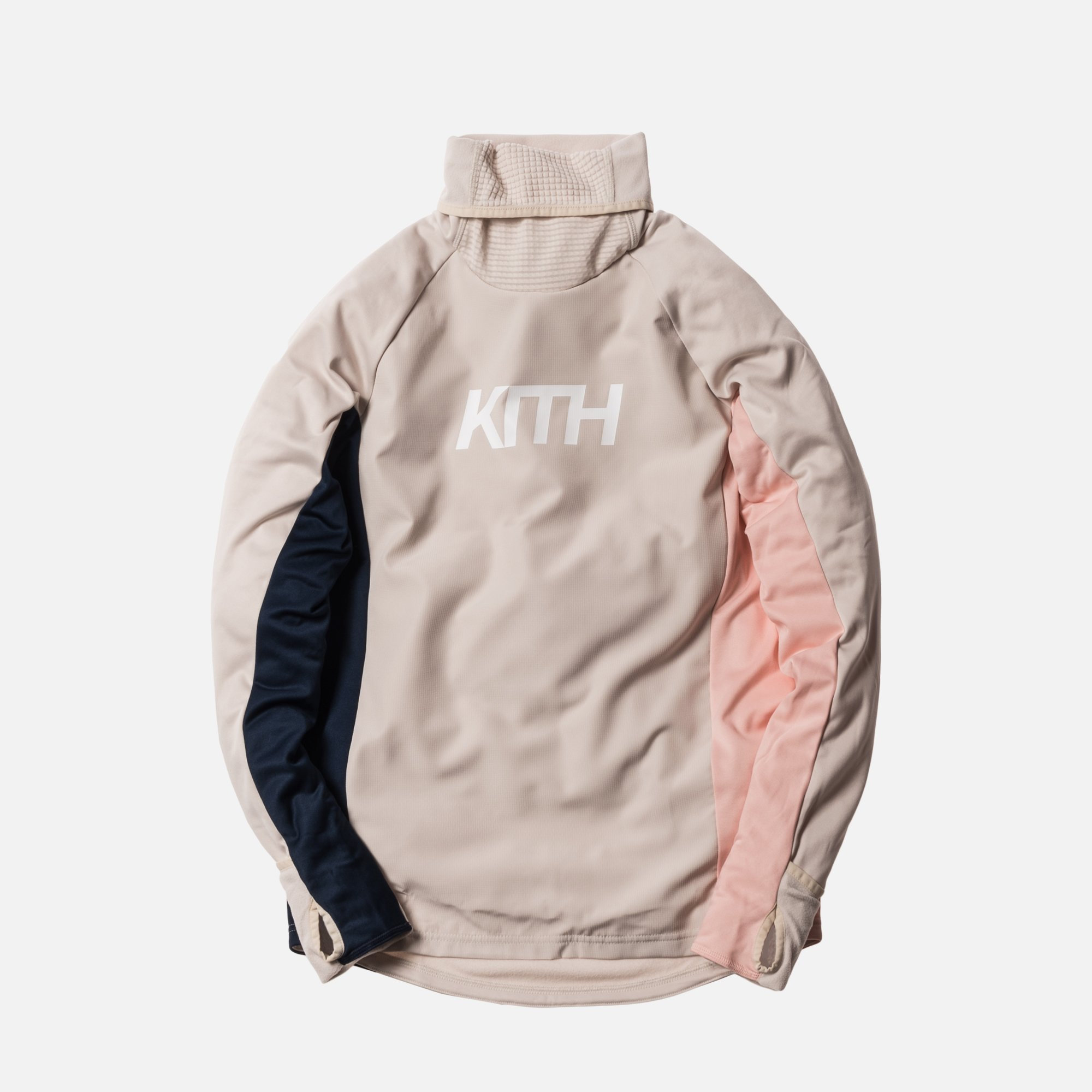 detailed look 533b6 29e41 Kith x Adidas Soccer Funnel Pullover