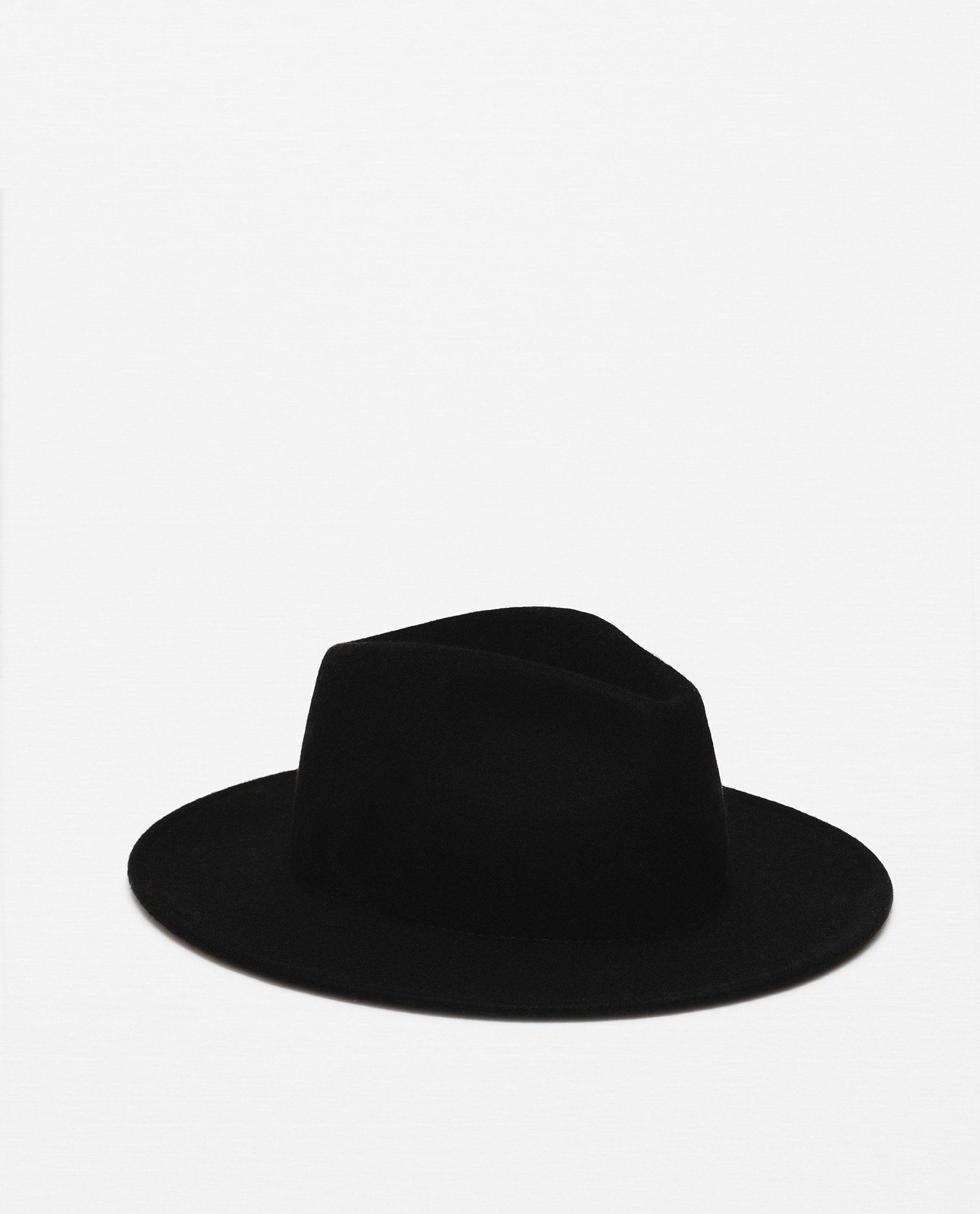Zara Zara Felt Brim Hat Size one size - Hats for Sale - Grailed 2cdc2f27f8b