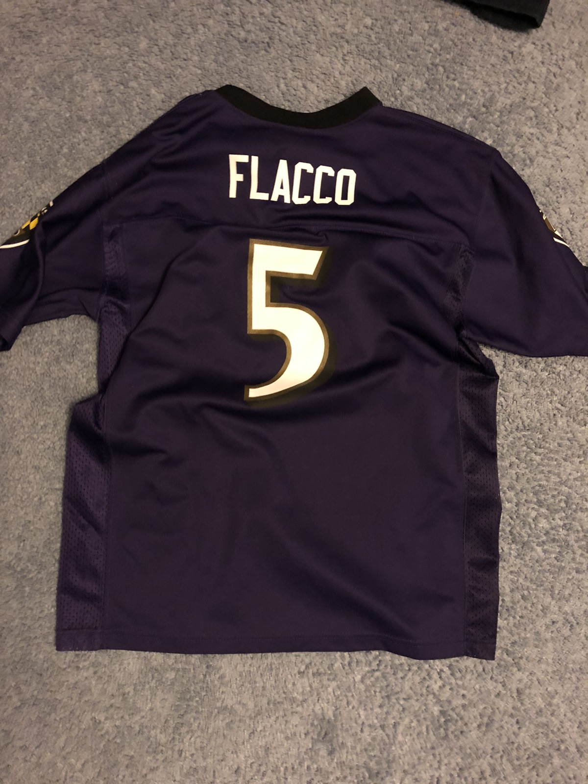 NFL Youth XL Joe Flacco ravens jersey