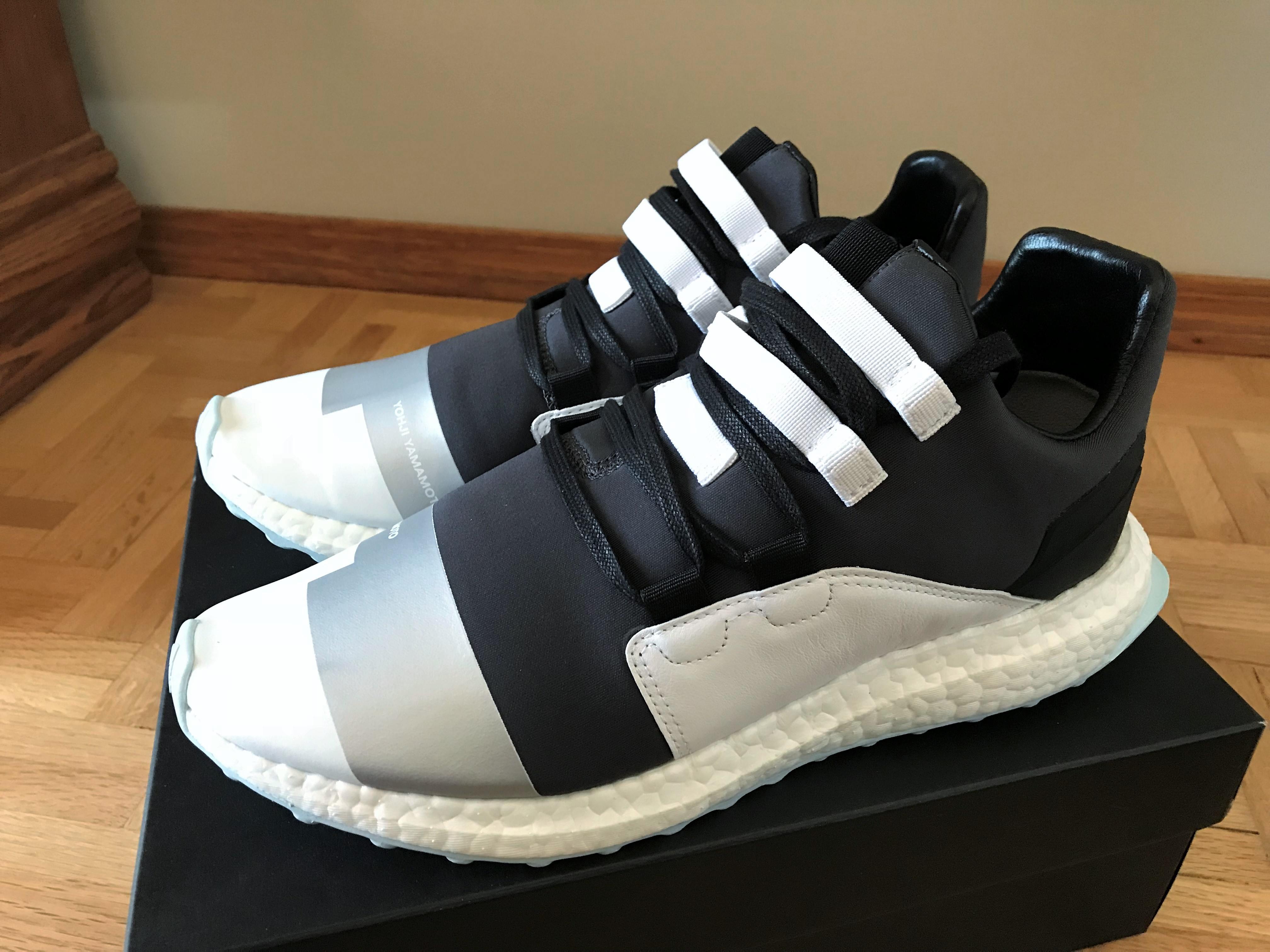 Y-3 NEW - US 9 - Fits US 8 - Y-3 Kozoko Low Sneakers - BY2633 -  410 Size 9  - Low-Top Sneakers for Sale - Grailed 140dbfcd4