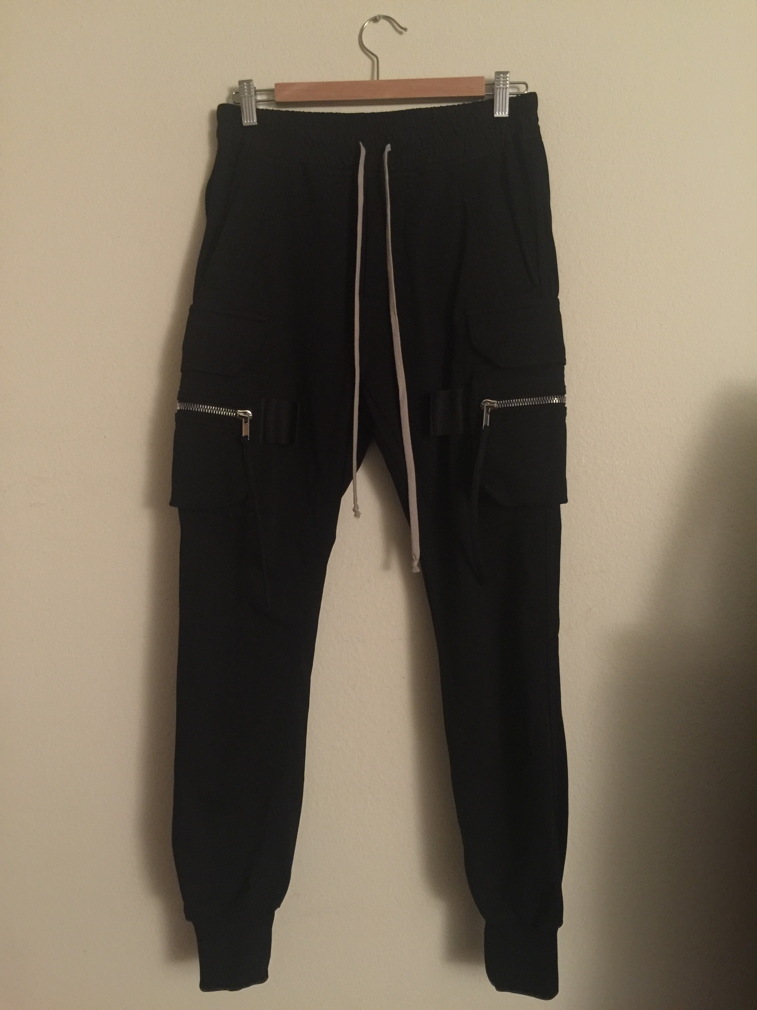 65cc9dc1712049 Rick Owens Cargo Jogger Jog Pants *last Price Drop* | Grailed