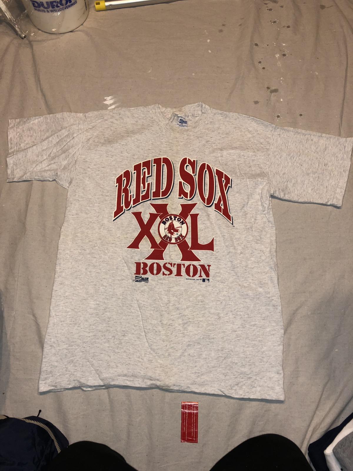 909737ece22 Salem Red Sox T Shirts - Nils Stucki Kieferorthopäde