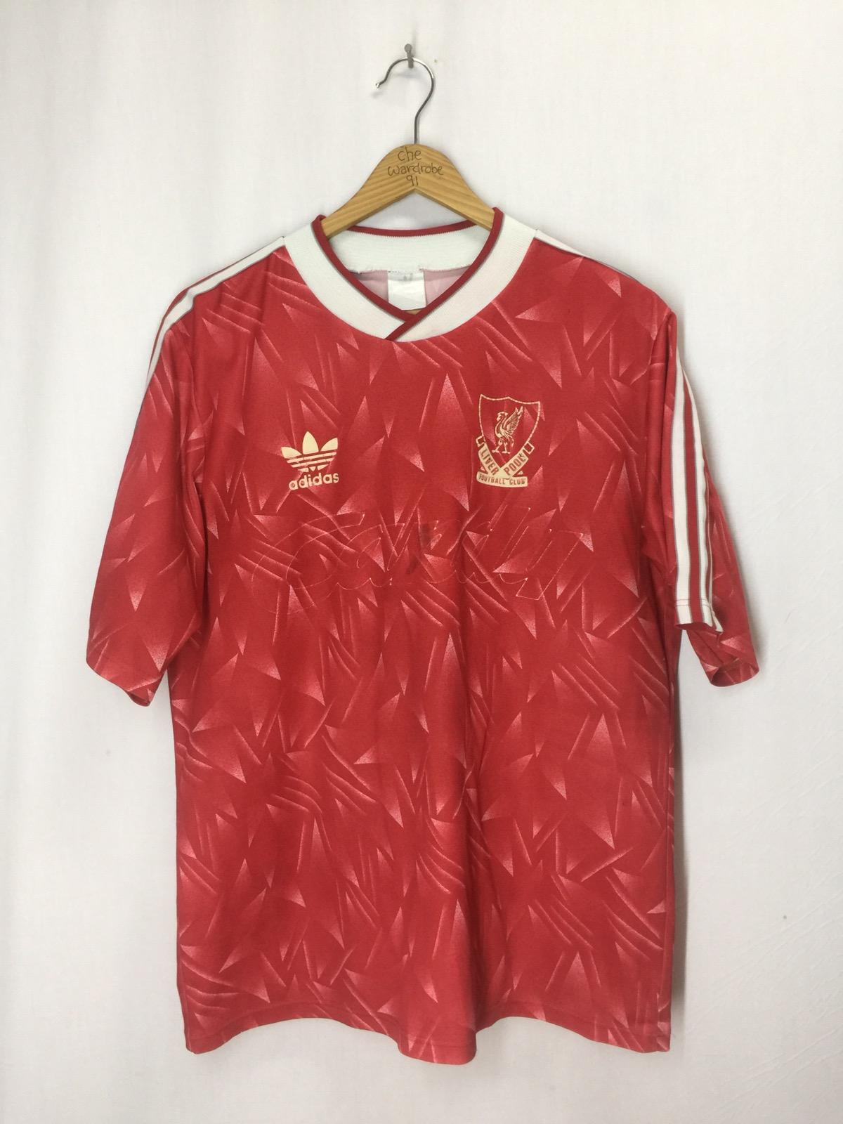439e1fd6297 Vintage 🔥final Drop Before Re-list🔥 Vintage 1989-1991 Liverpool ...