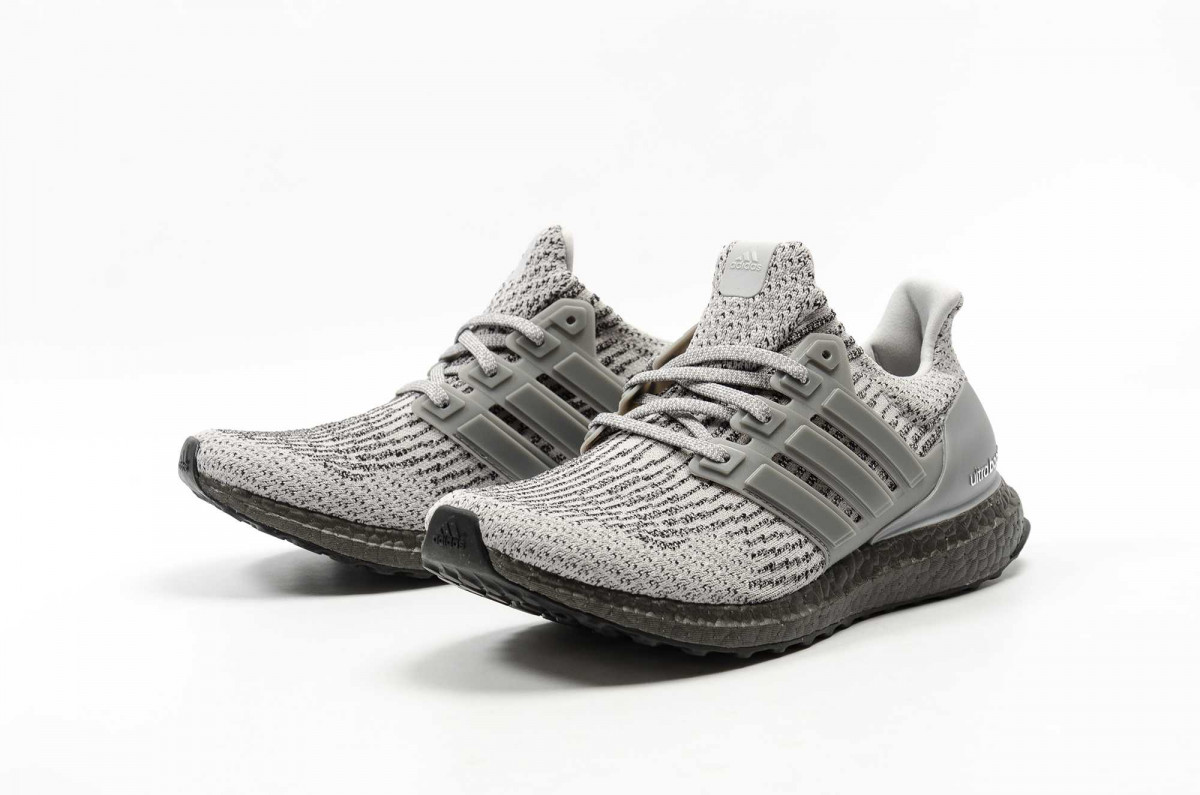 995c230a4 Adidas Adidas Ultra Boost 3.0 Triple Grey Cg3041 New