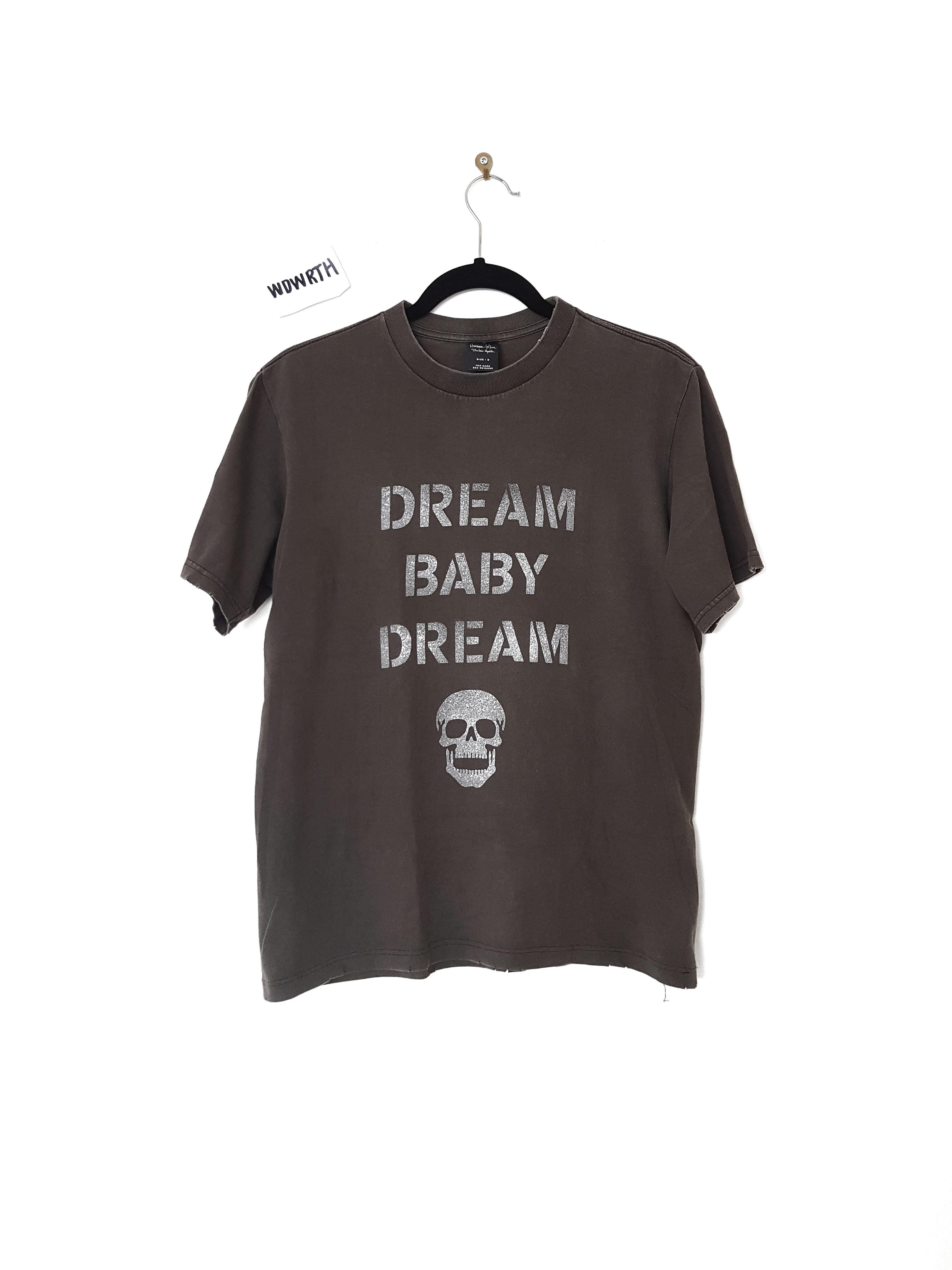 Number Nine 'Dream Baby Dream' T-Shirt