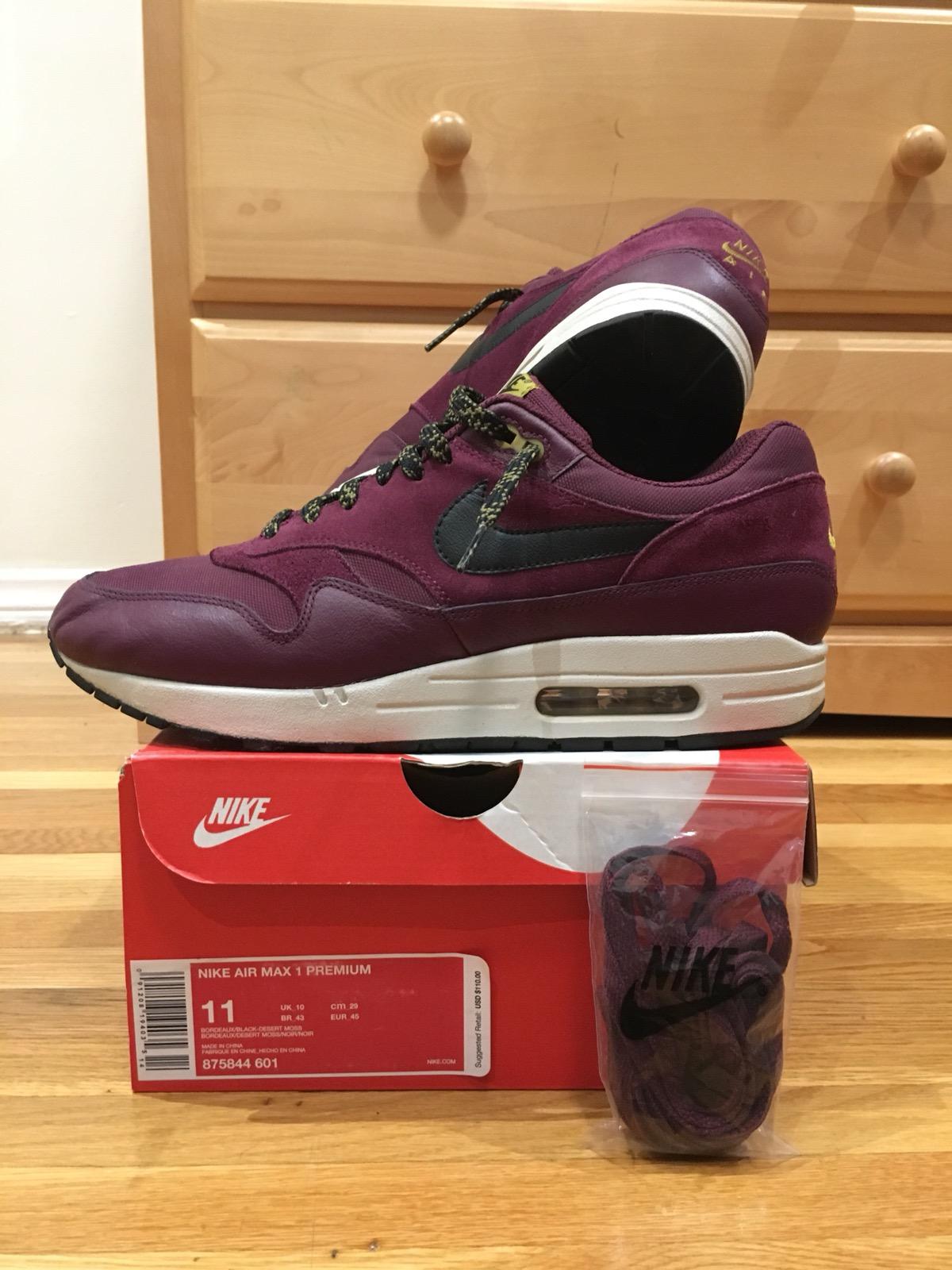 size 40 bb5c0 8d18a Nike Nike Air Max 1 Premium   Grailed