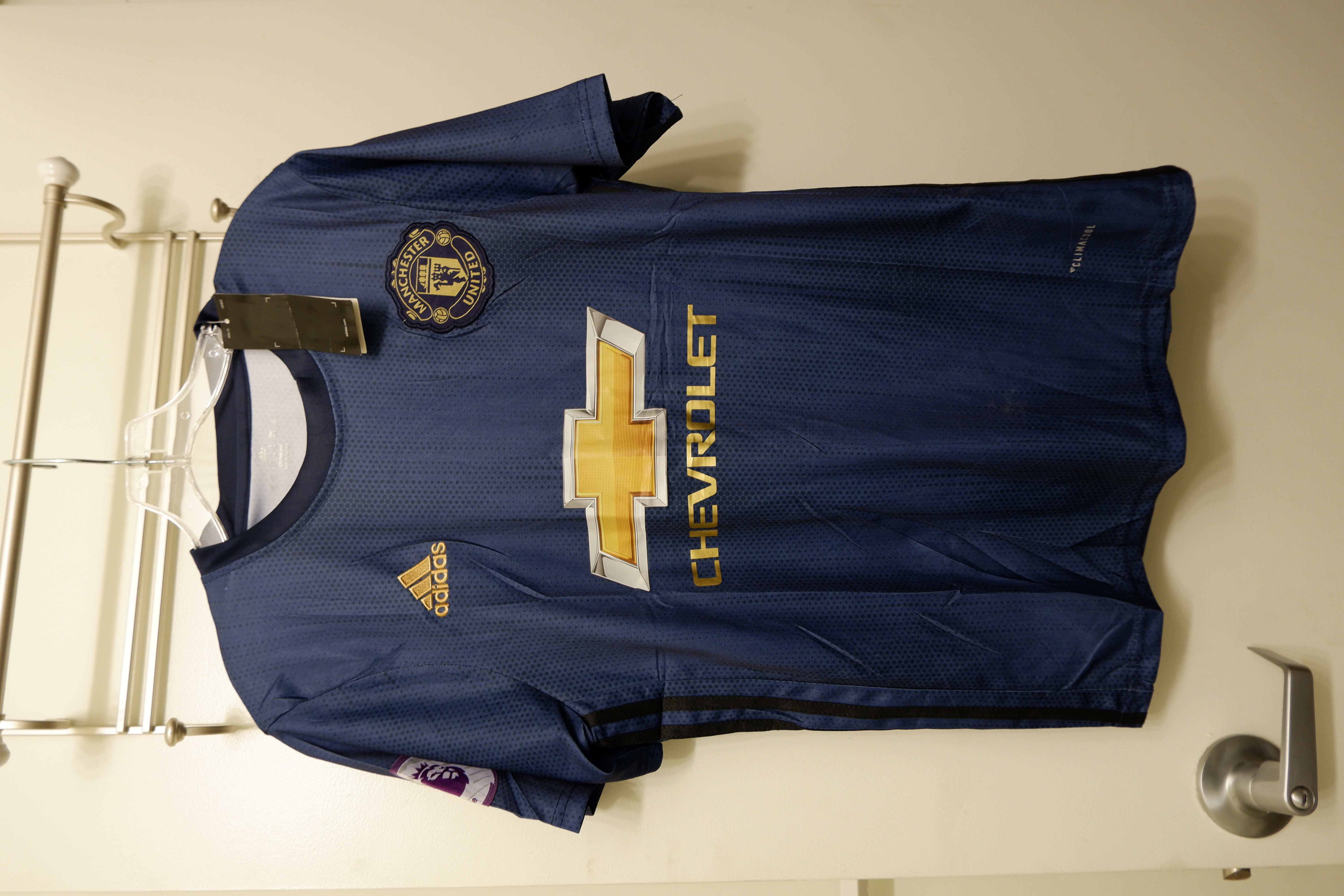 1ce54c78c Adidas Nwt Manchester United 2018 19 3rd Jersey - Plain Nwt