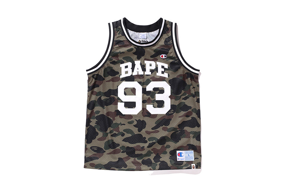 1135588ec Bape Bathing Ape Jersey | Grailed