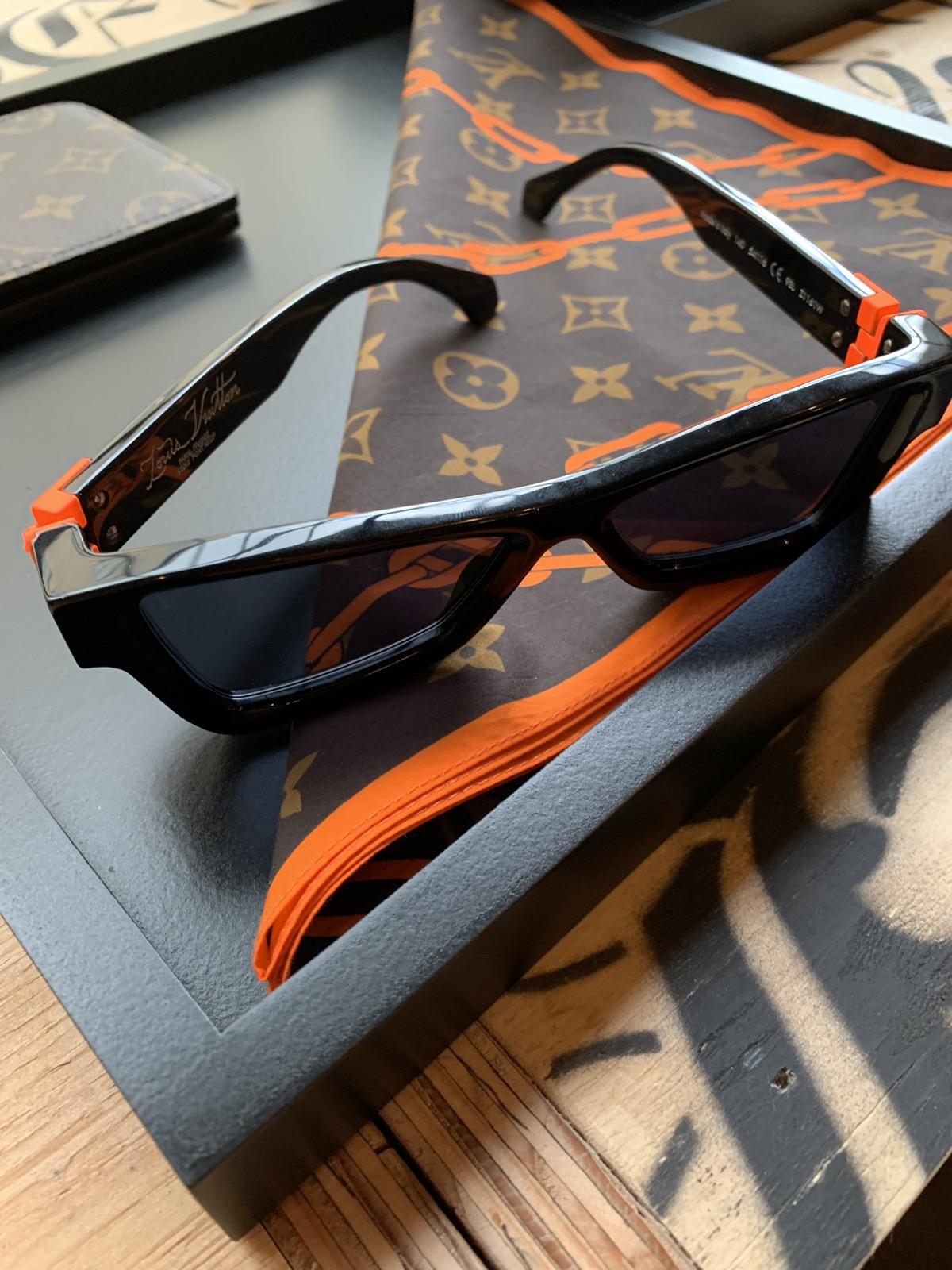 """44410bca2dde Louis Vuitton Louis Vuitton Virgil Abloh """"skepticals"""" Sunglasses ..."""