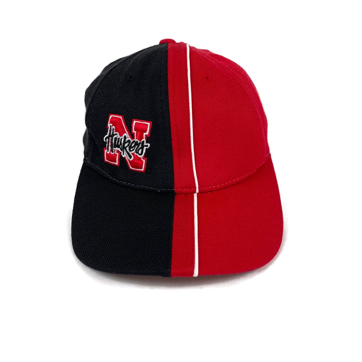 Florecer infancia Elástico  Nike Vintage Nebraska Huskers Team Nike Hat Flexfit | Grailed