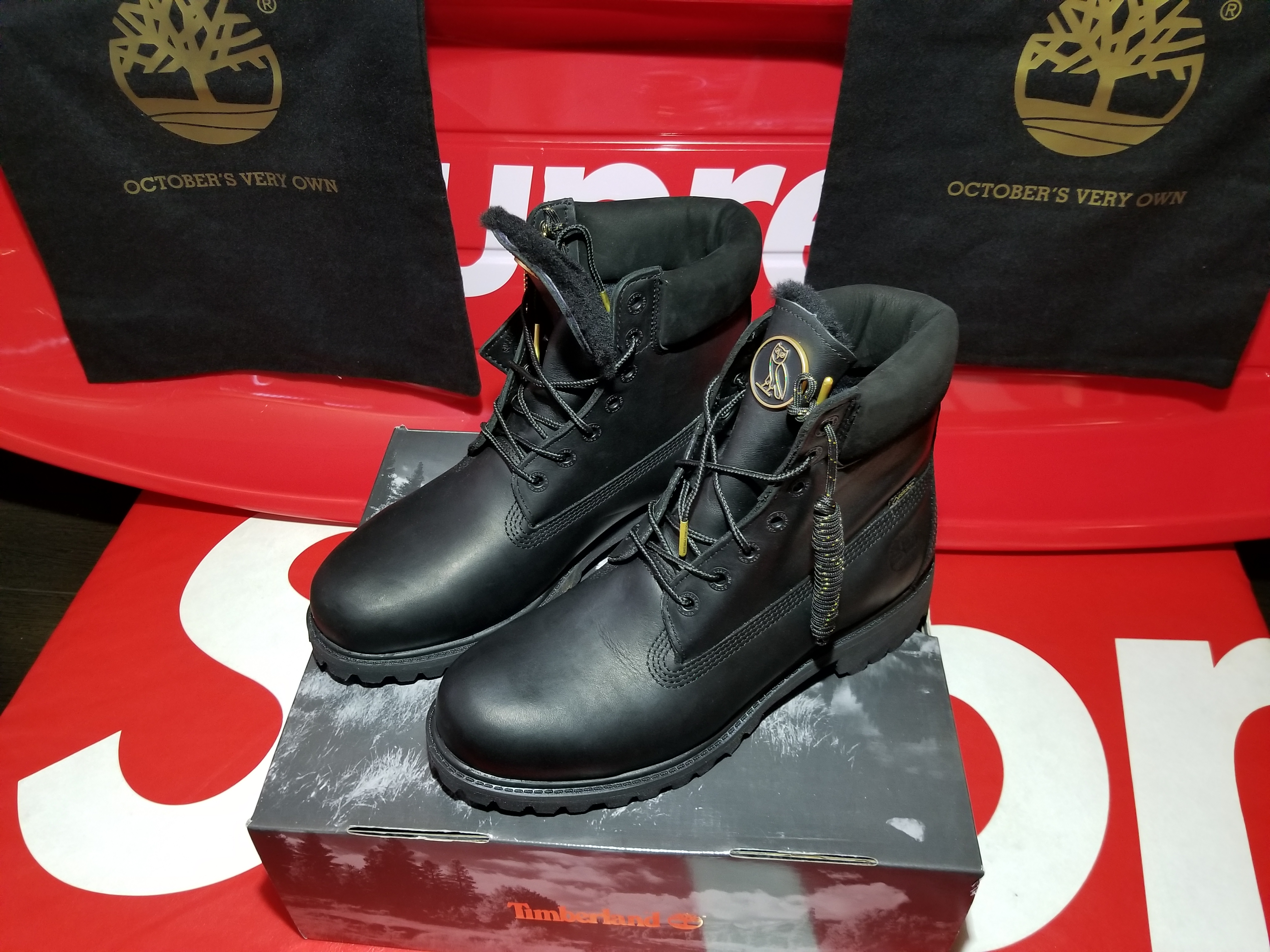 302ec748f623 Timberland Ovo x Timberland 6-Inch Boot Size 9.5 - Boots for Sale ...