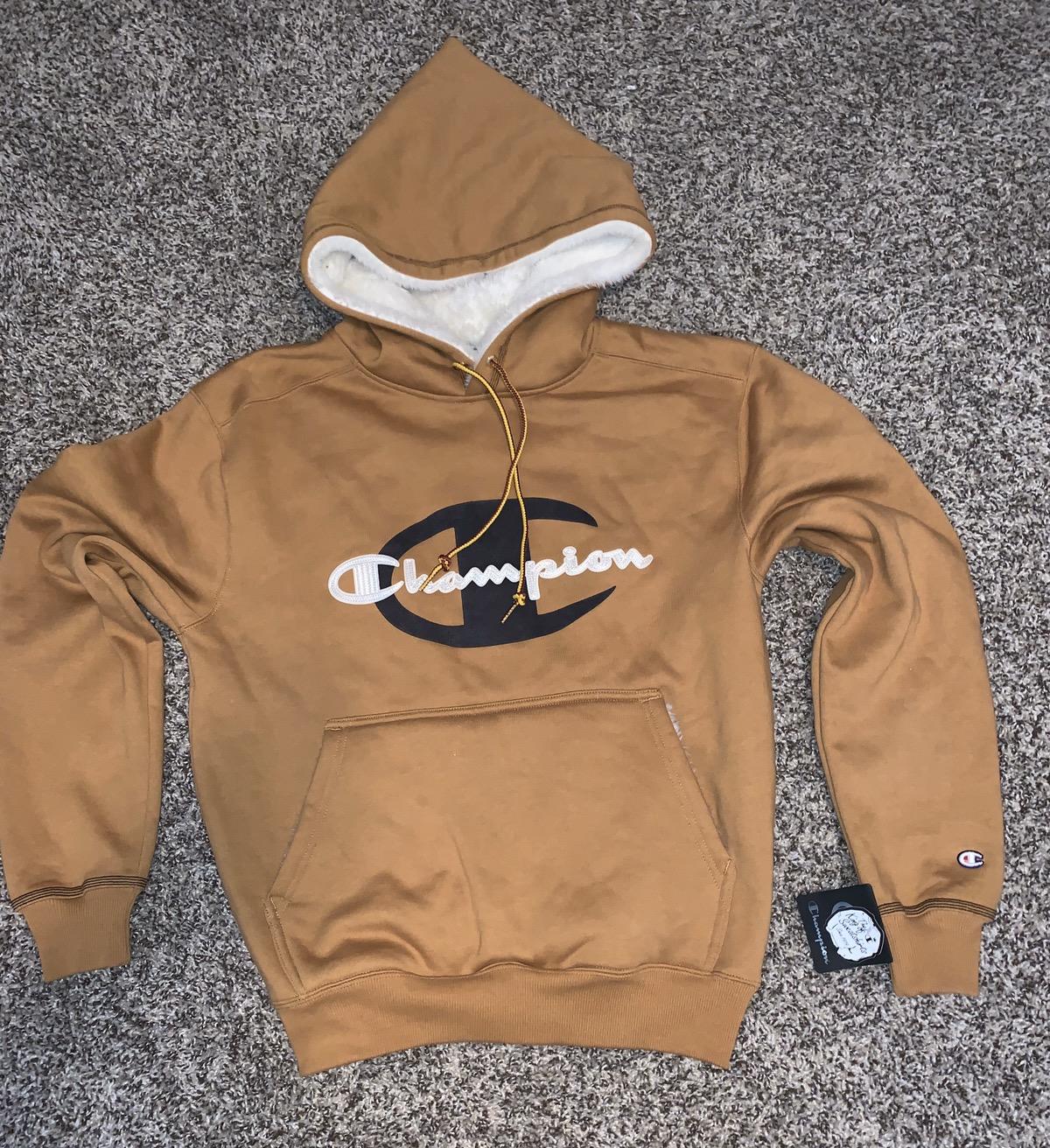 timberland champion hoodie