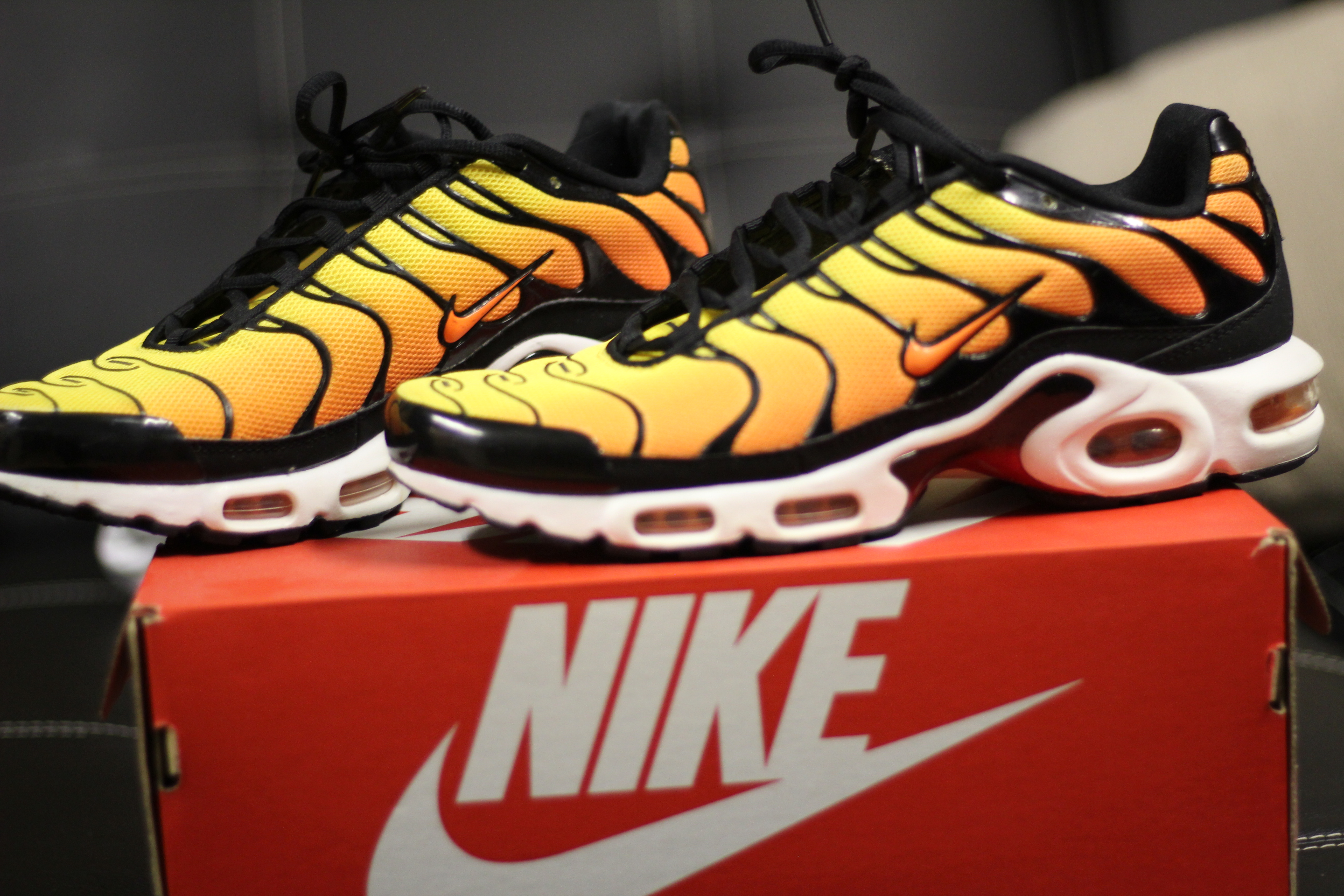 hot sale online aa073 975c9 Nike ×. Nike Air Max Plus TN TXT