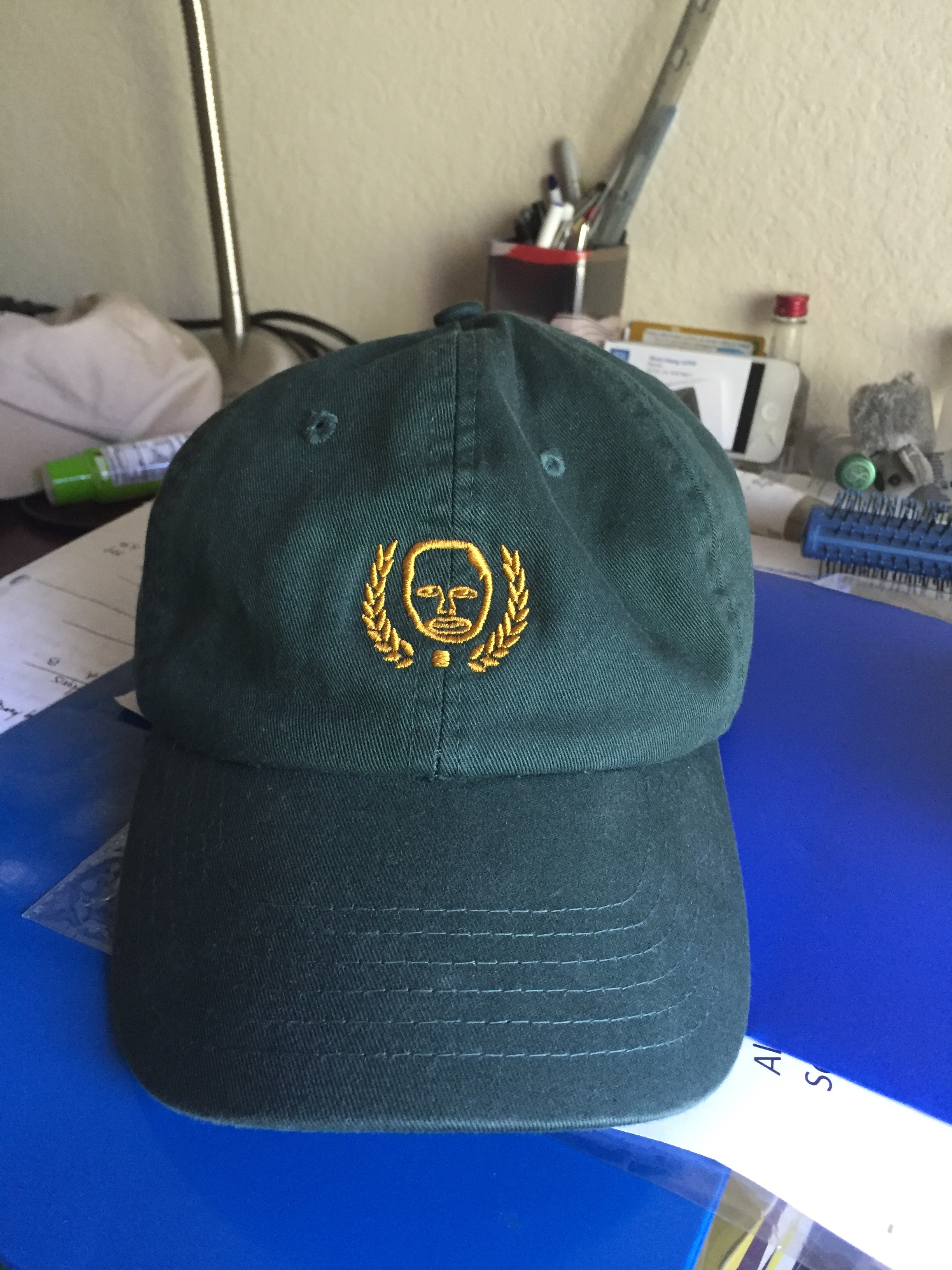 Earl Sweatshirt Earl Sweatshirt Dad Cap Size one size - Hats for ... 641262e3ab0