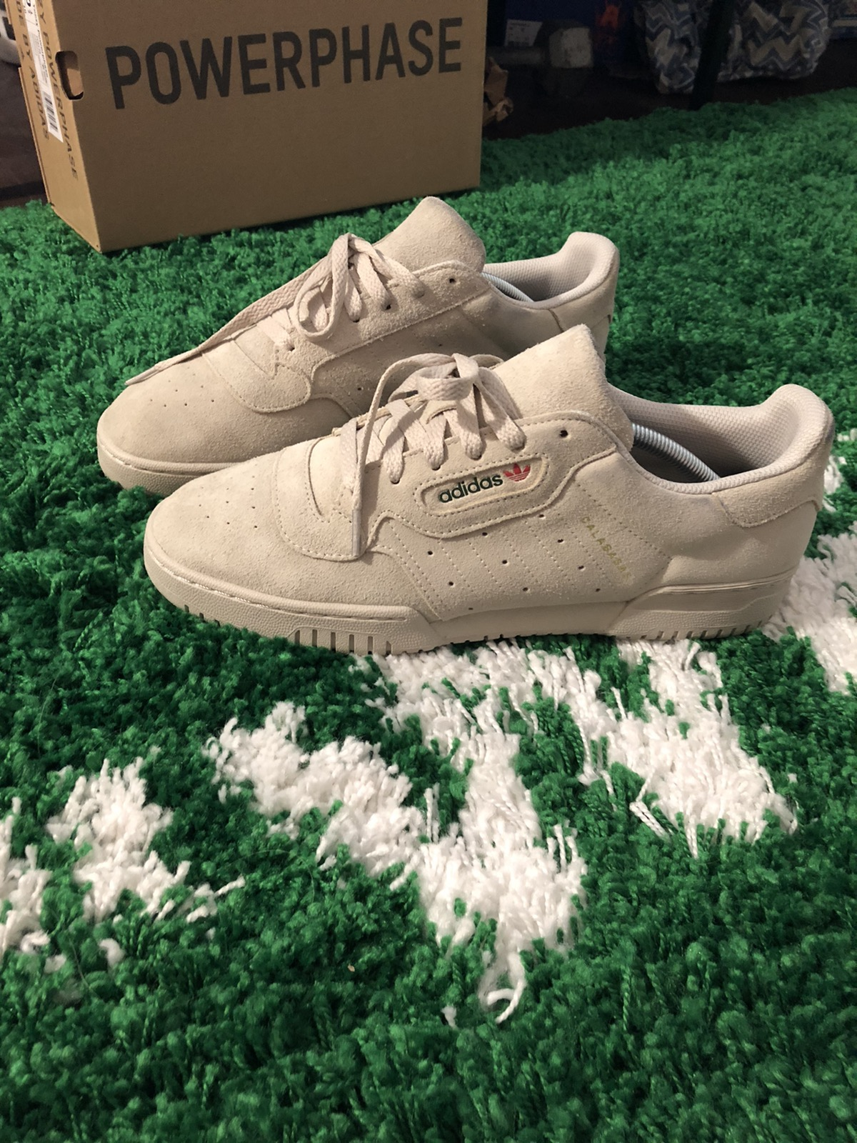 Yeezy PowerPhase 'Clear Brown'
