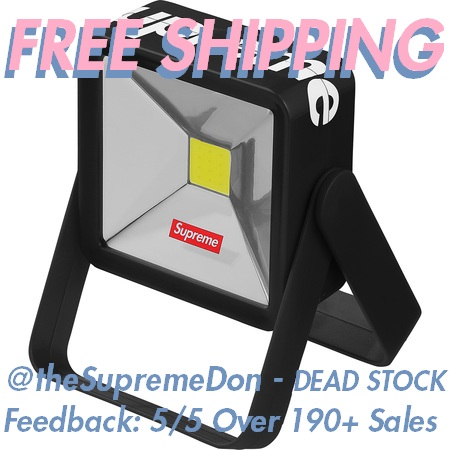 9b32609d282986 Supreme Supreme Magnetic Kickstand Light   FREE SHIPPING   Supreme CDG Air  Force 1 Low FW18 dead stock air force one play shirt homme plus cdg box  logo ...