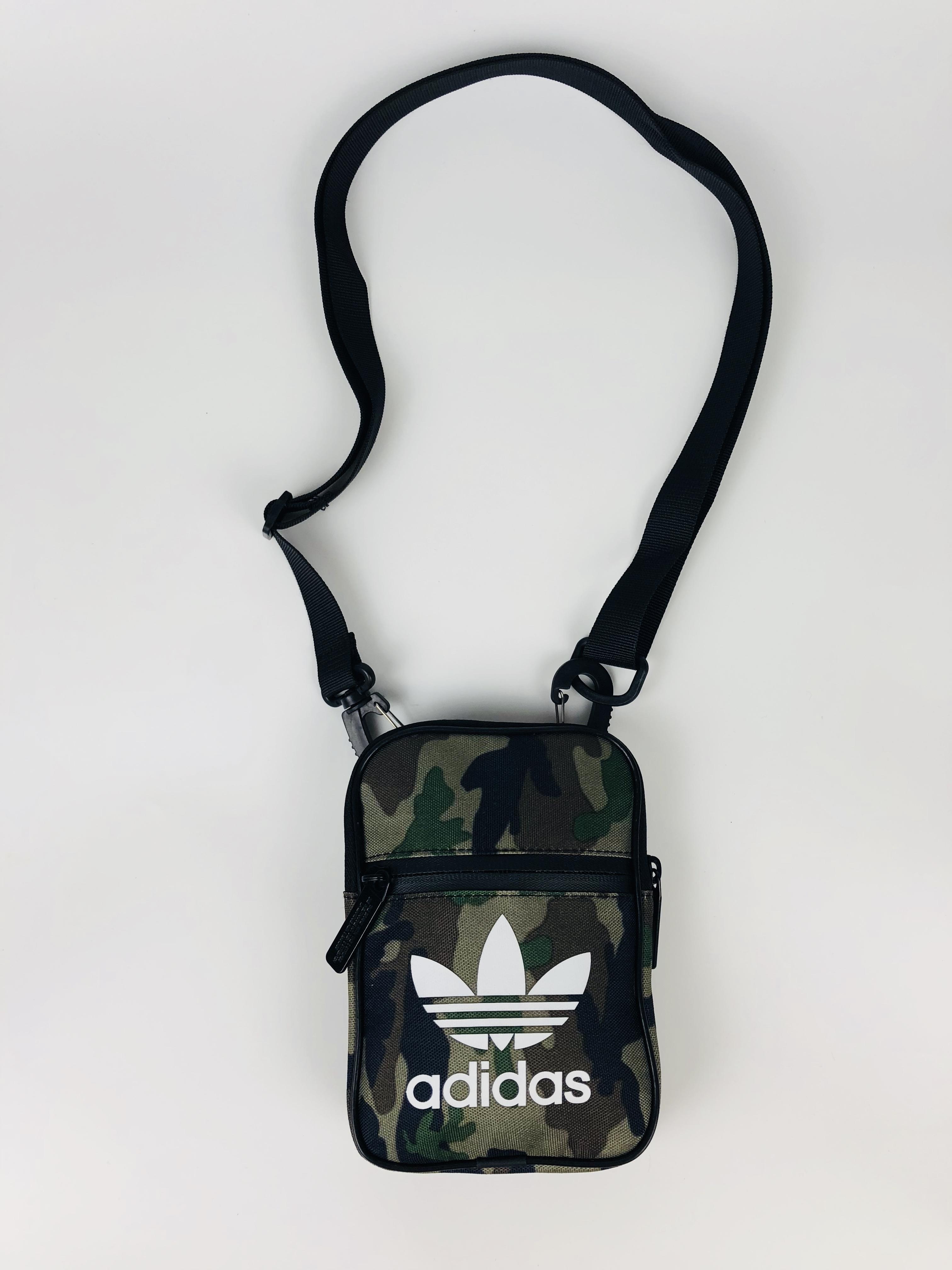 a8a8f6dc3e3b Adidas × Camo. adidas camo mini shoulder Bag sling crossbody bag. Size  ONE  SIZE