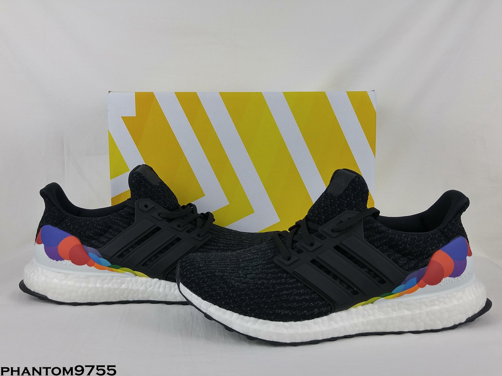 9fc6774af75d7 Adidas adidas Ultra BOOST 3.0 M LTD  Pride  CP9632 Size 7 - Low-Top  Sneakers for Sale - Grailed
