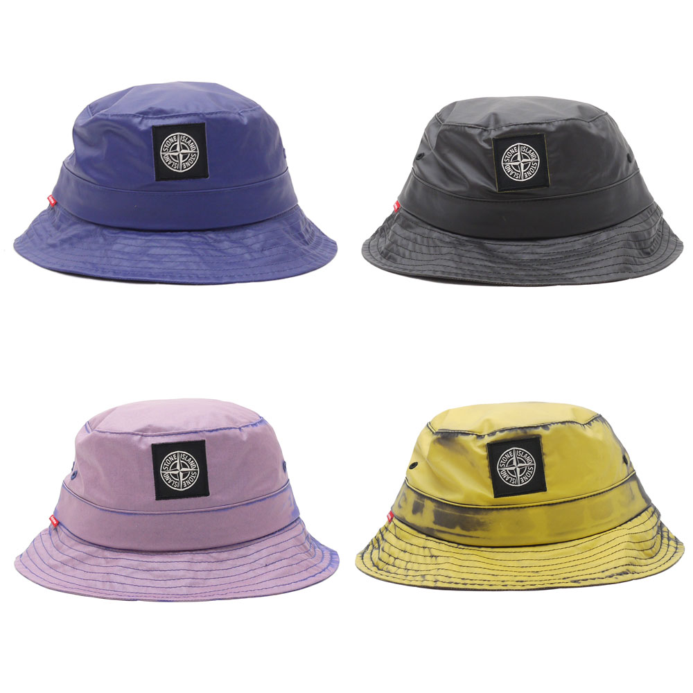 42ad922d690 Supreme Supreme x Stone Island Bucket Hat Size one size - Hats for Sale -  Grailed