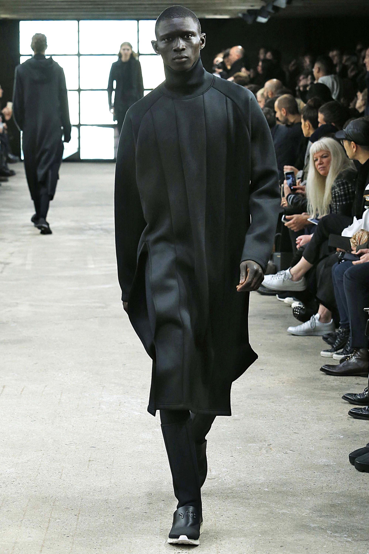 Y 3 Yohji Yamamoto Spacer Tunic Sz S (Fits Oversized) adidas y3 acg RARE
