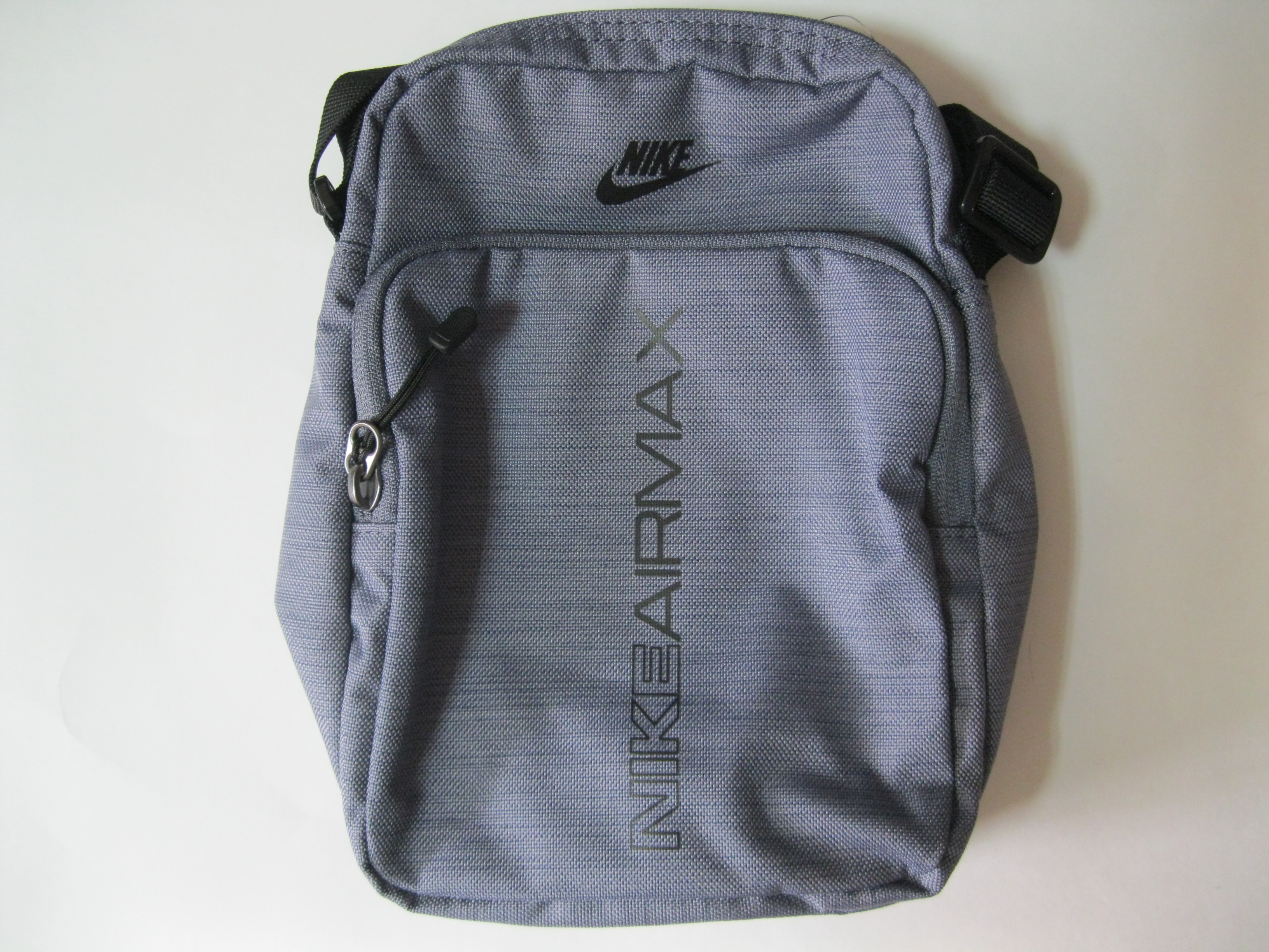 35ea29d208e5ee Nike Air Max Small Items Messenger Bag Gray Size one size - Bags   Luggage  for Sale - Grailed