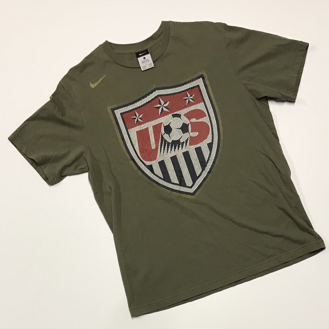 cabee5749 Nike Team Usa Soccer Shirt – EDGE Engineering and Consulting Limited