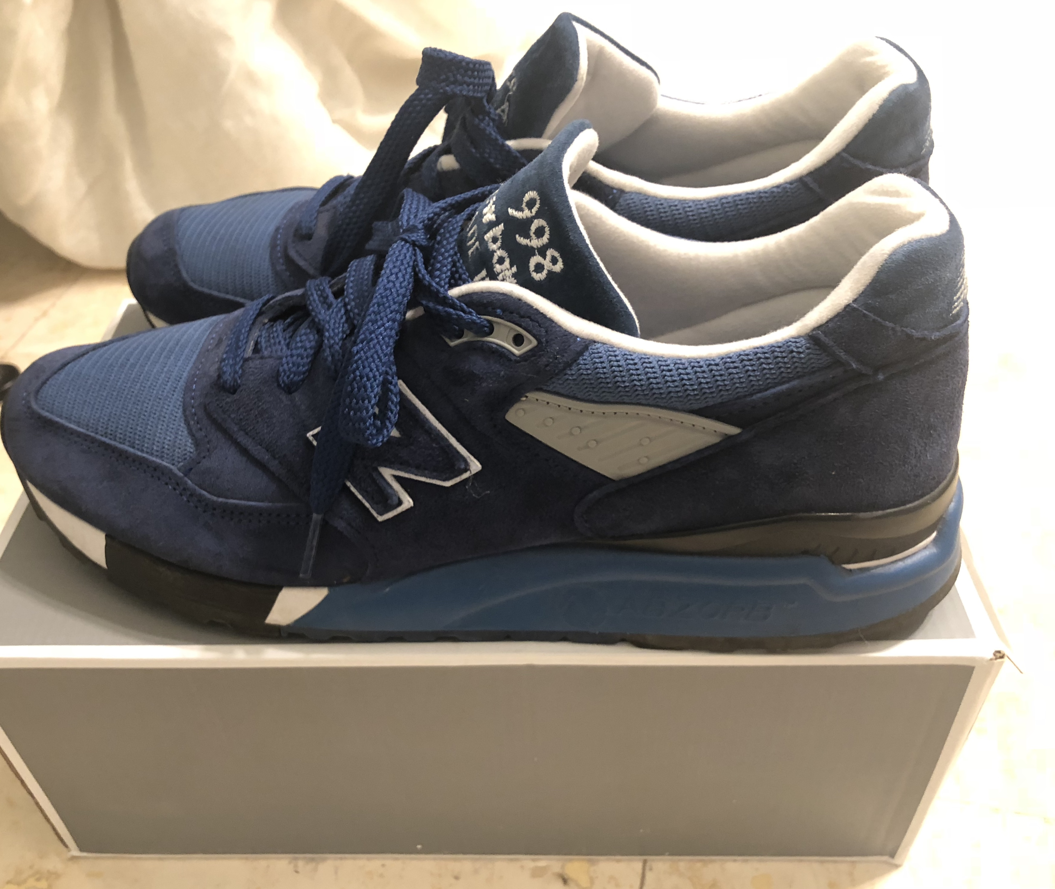 new arrival c51df 5e7a2 New Balance® For J.Crew 998 National Parks Sneakers