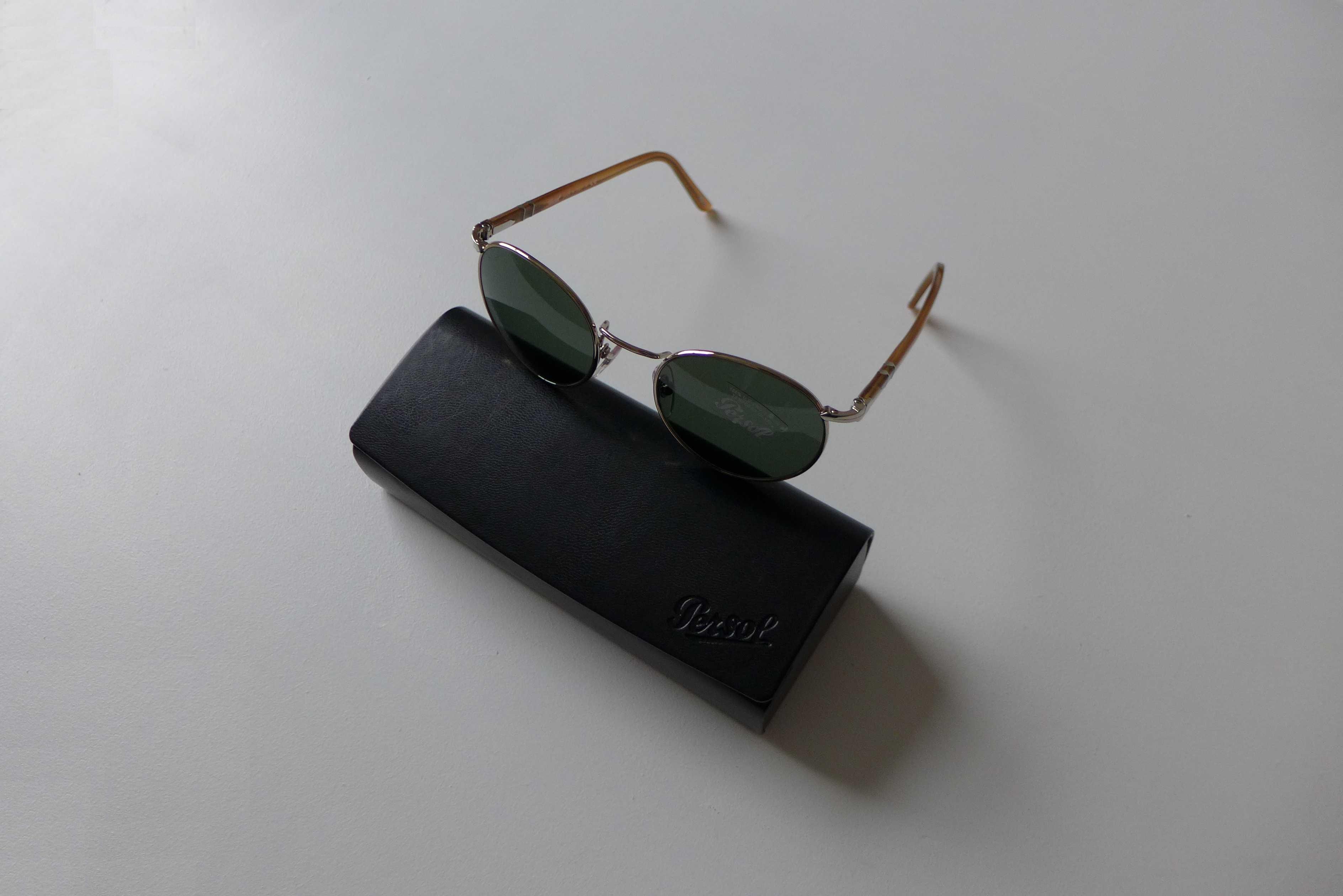 1f49528eeb Persol 2388 Sunglasses - Silver   Tortoiseshell Size one size - Sunglasses  for Sale - Grailed