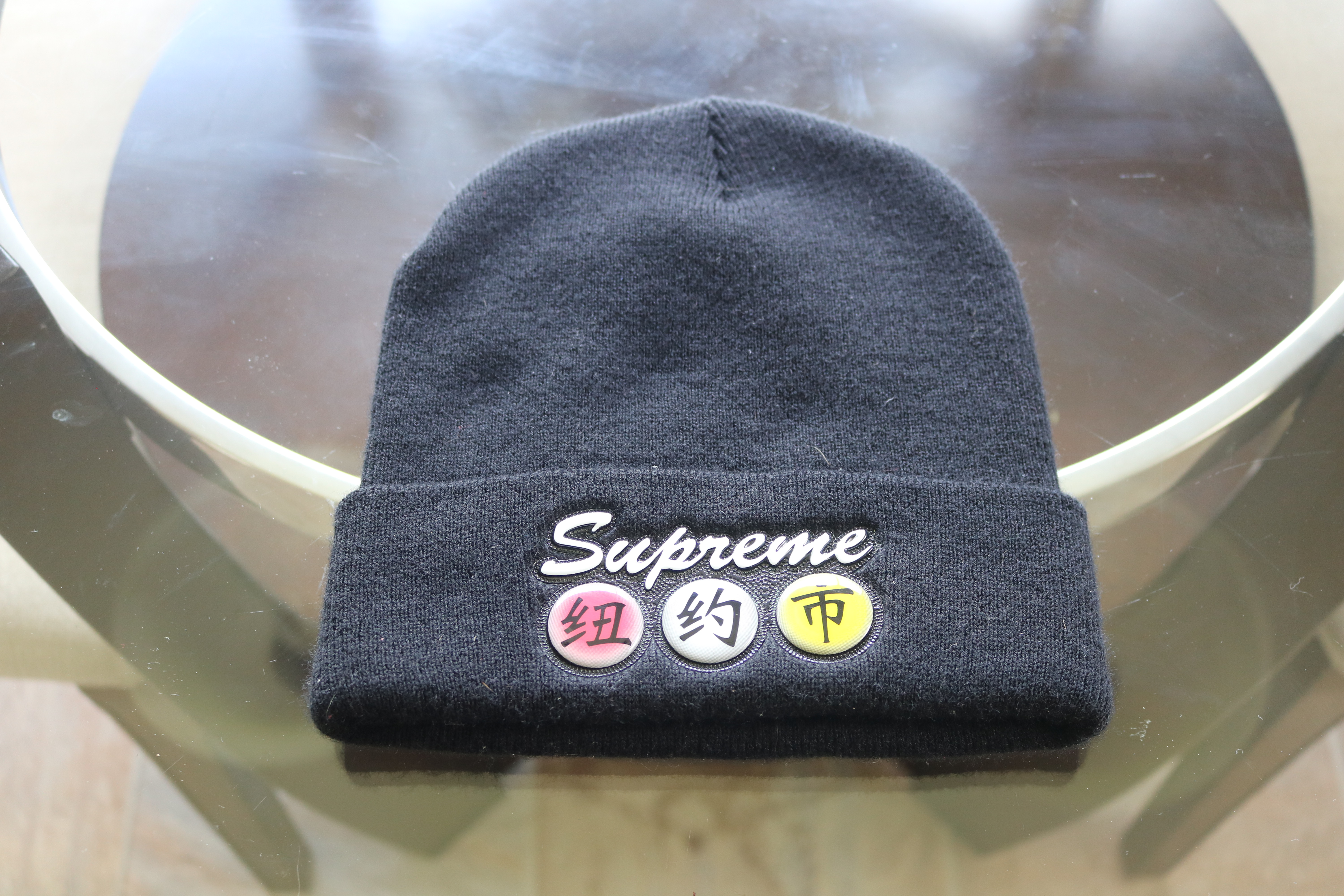 4ab0eea7d3574 Supreme Supreme Dynasty beanie Size one size - Hats for Sale - Grailed
