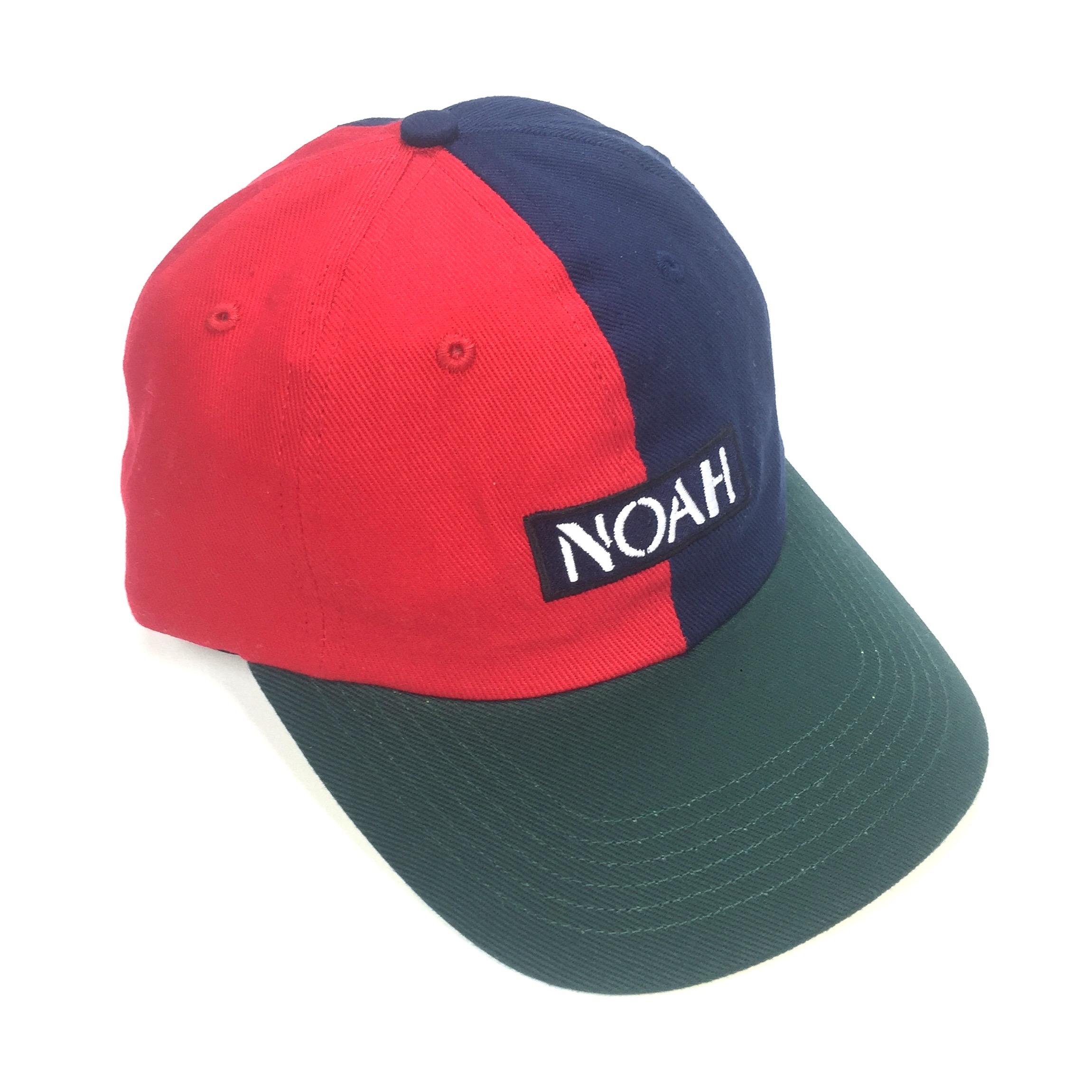 75ae71c4b1b Noah Retro Colorblock Logo Hat Nwt