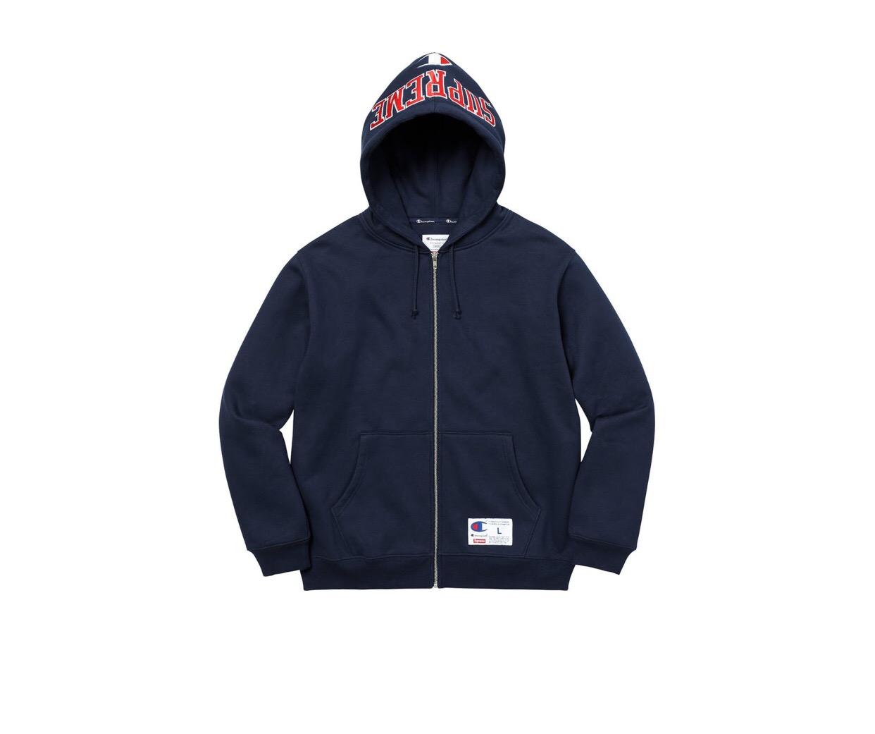 champion zip up hoodie