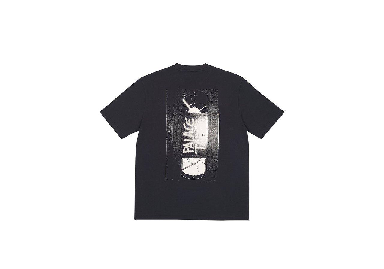 b8b771b28a0d Palace Tri-reel T-shirt Black