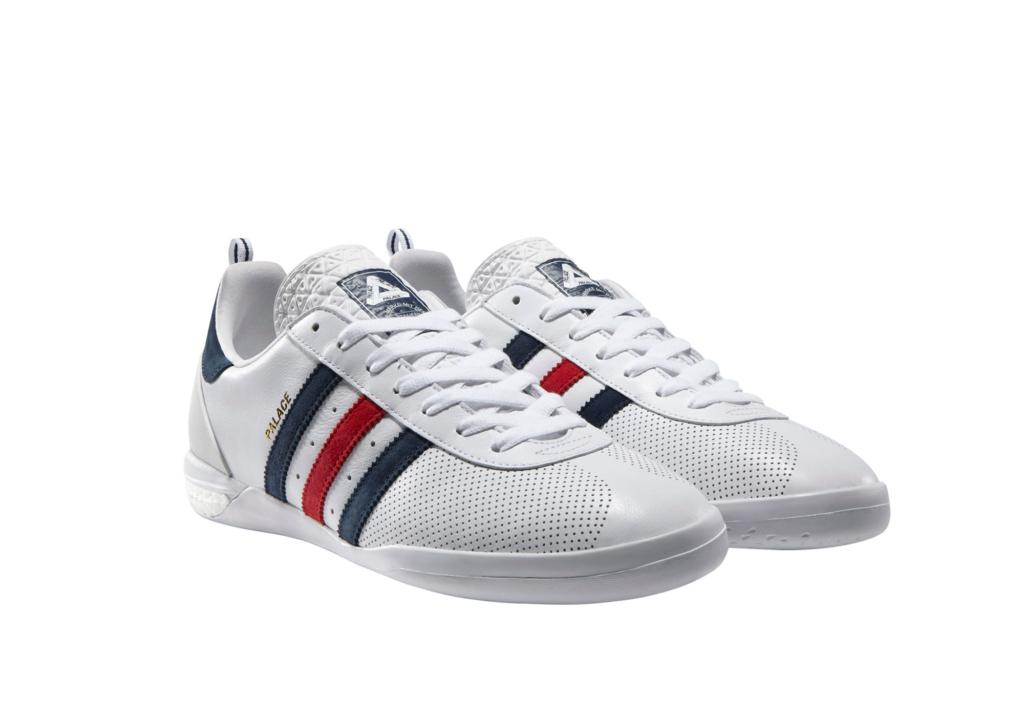 best service 07aaf 0c8e0 Adidas Adidas x Palace Indoor boost Size 8.5 - Low-Top Sneakers for Sale -  Grailed