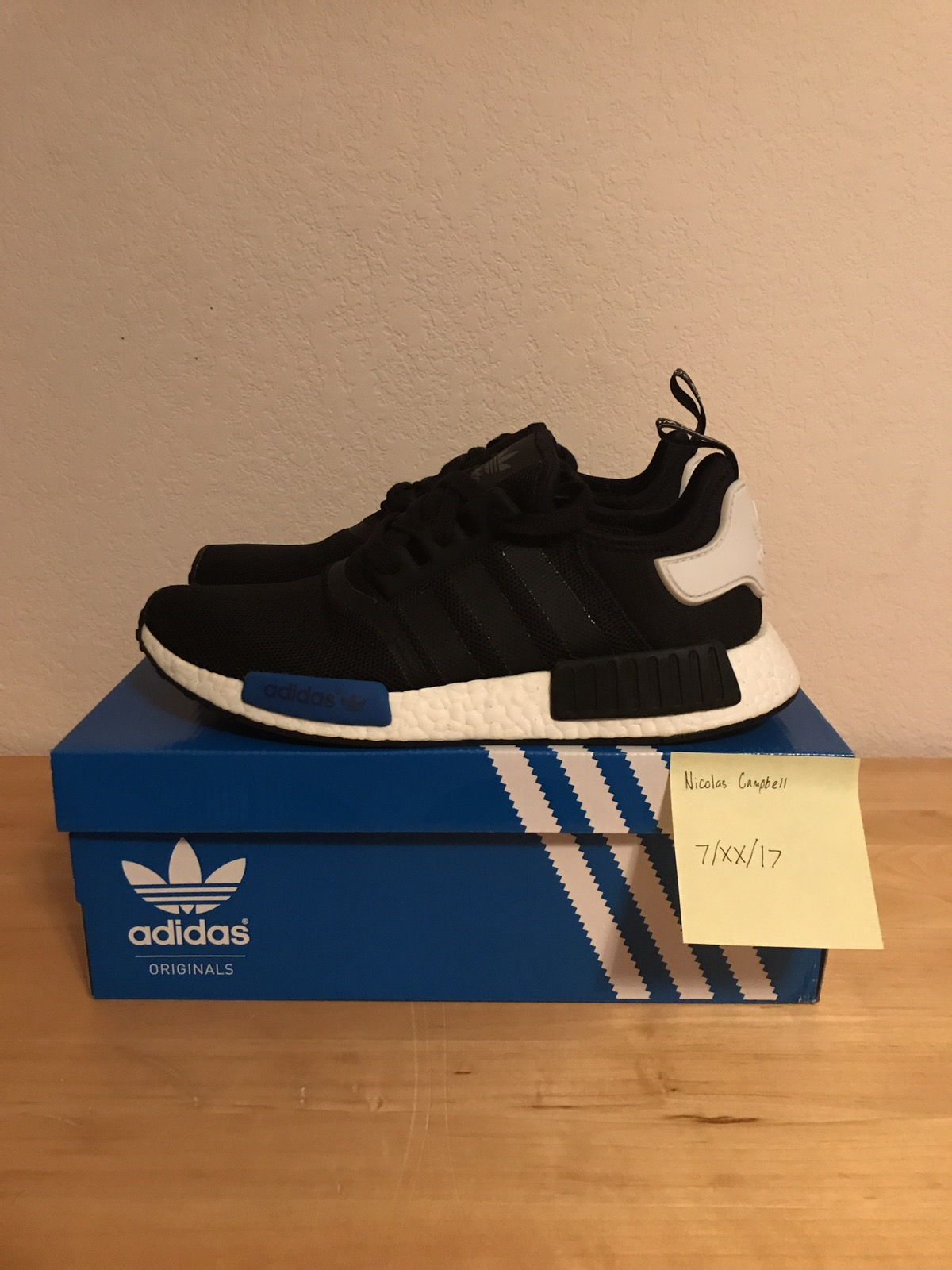 74154ff898514 Adidas NMD Tokyo Blue Size 10 - Low-Top Sneakers for Sale - Grailed