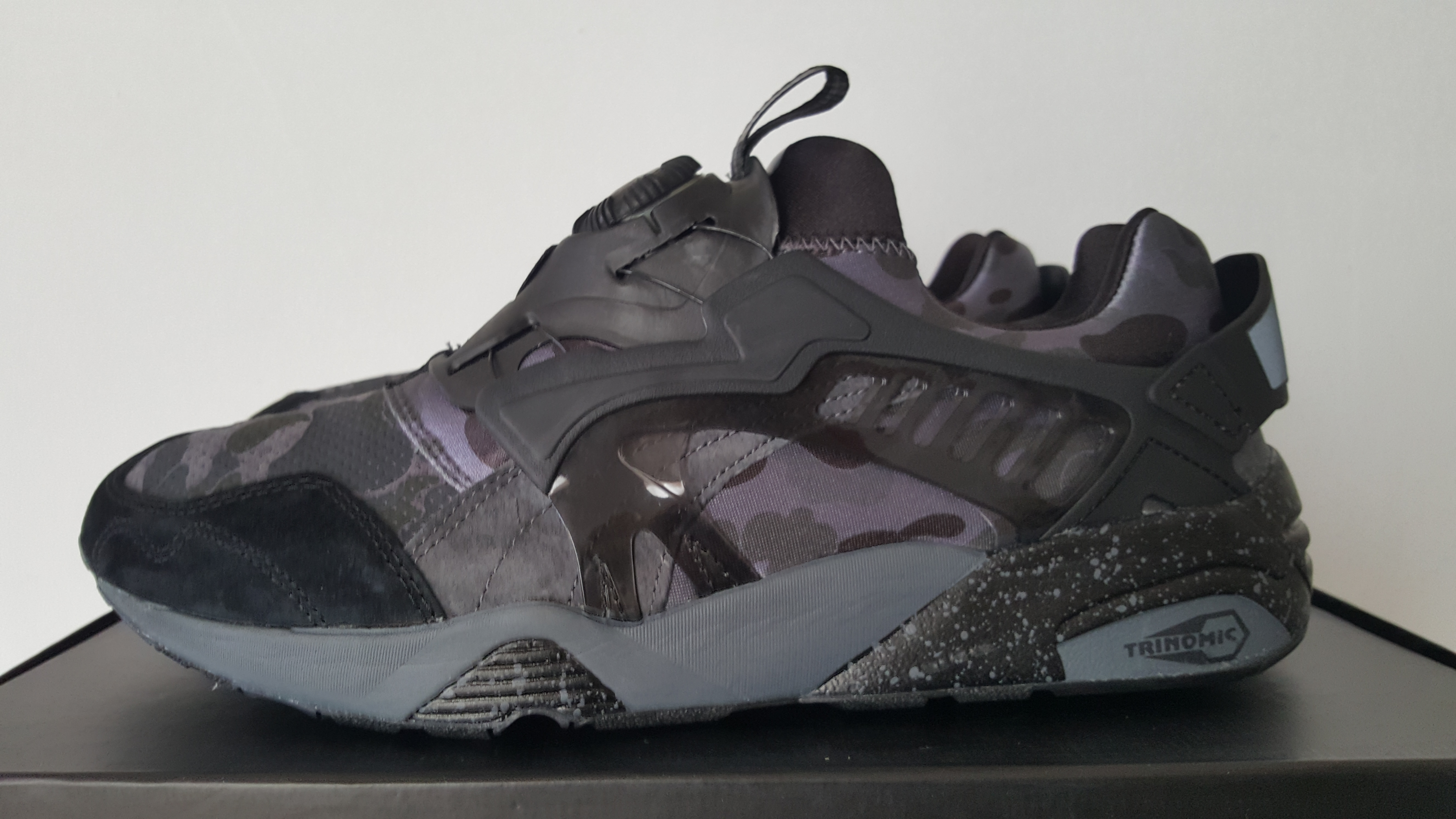 Bape Puma x Bape Disc Blaze Grey Camo Size 11.5 - Low-Top Sneakers ... acb75c2d1