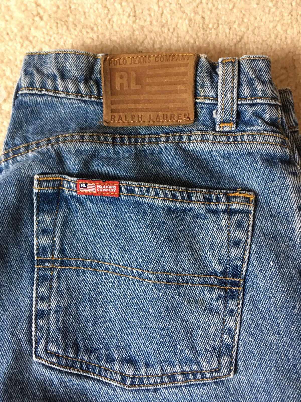 Vintage 90's Ralph Lauren Jeans Denim Polo Sport Polo Jeans Company Tommy Hilfiger Guess Nautica