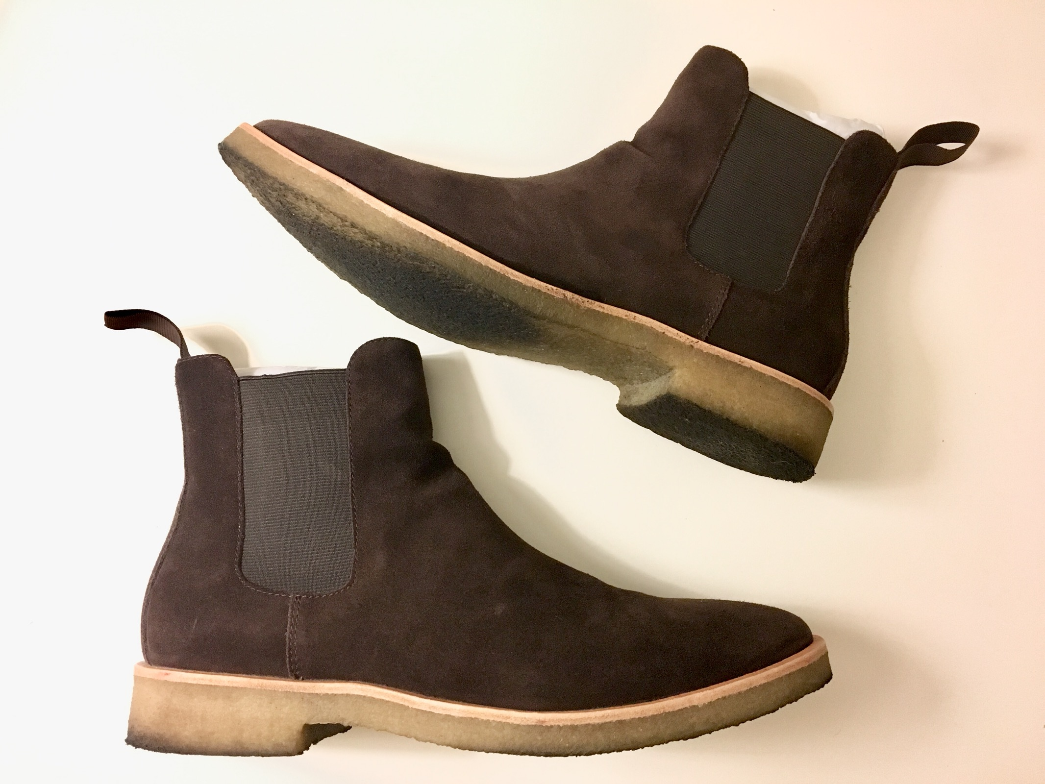 c9d4a2ac1f61f5 Mark Mcnairy New Amsterdam Mark McNairy New Republic Man Brown Suede  Houston Chelsea Boots Size 9.5 Mens US Size 9.5 - Boots for Sale - Grailed