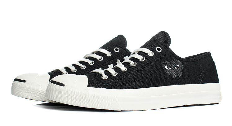 383a269353b3a4 Converse Converse Jack Purcell x CDG MINT Size 9 - Low-Top Sneakers for  Sale - Grailed
