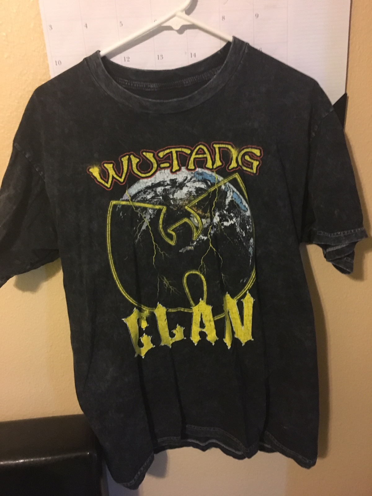 394f3a37ab9 Pacsun Pacsun Wutang Tie Dye Shirt Size m - Short Sleeve T-Shirts for Sale  - Grailed