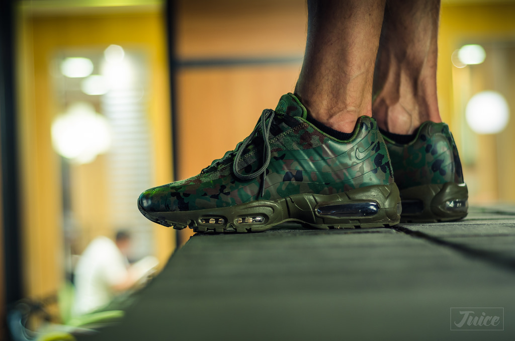 more photos 1c9c9 8ee2a Nike Nike Air Max 95 Japan Camo Size 10 - Low-Top Sneakers for Sale -  Grailed