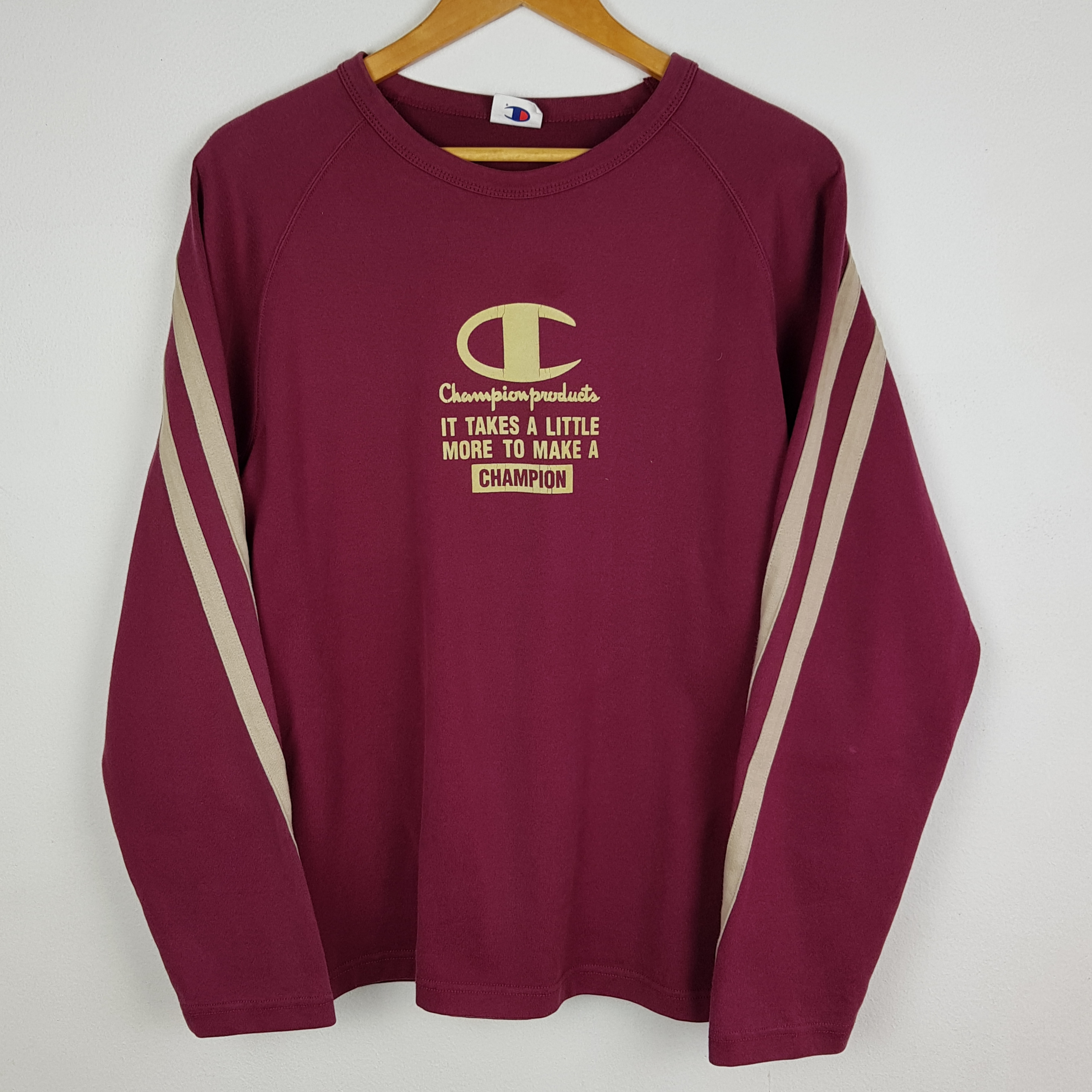 735c1c8aa Champion Vintage 90s Champion Athletic Wear Sweatshirt   adult    L ...